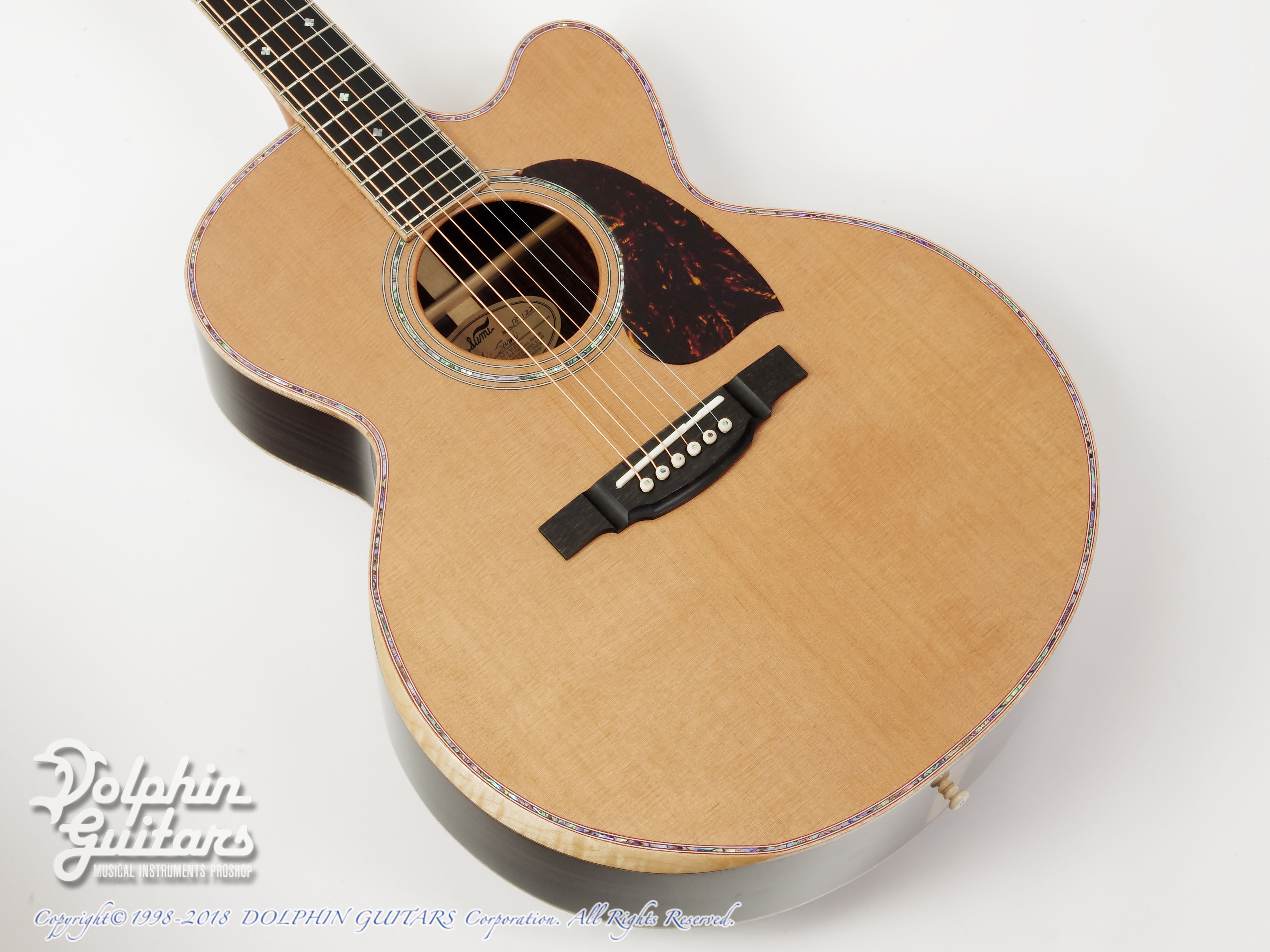 SUMI: S-JRC (Ceder & Indian Rosewood) (1)