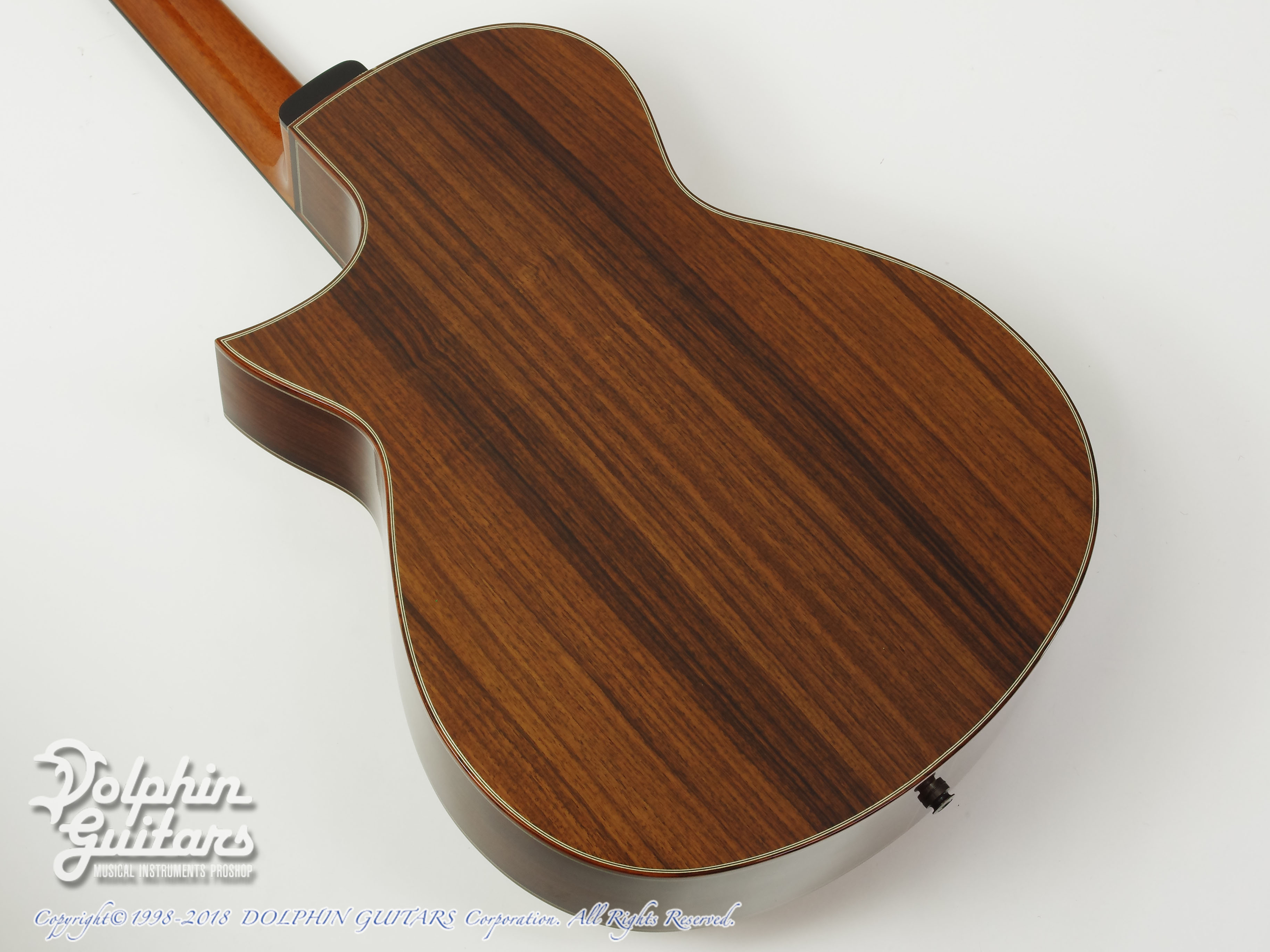 IKKO MASADA: Model C Cutaway (German Spruce & Indian Rosewood) (3)