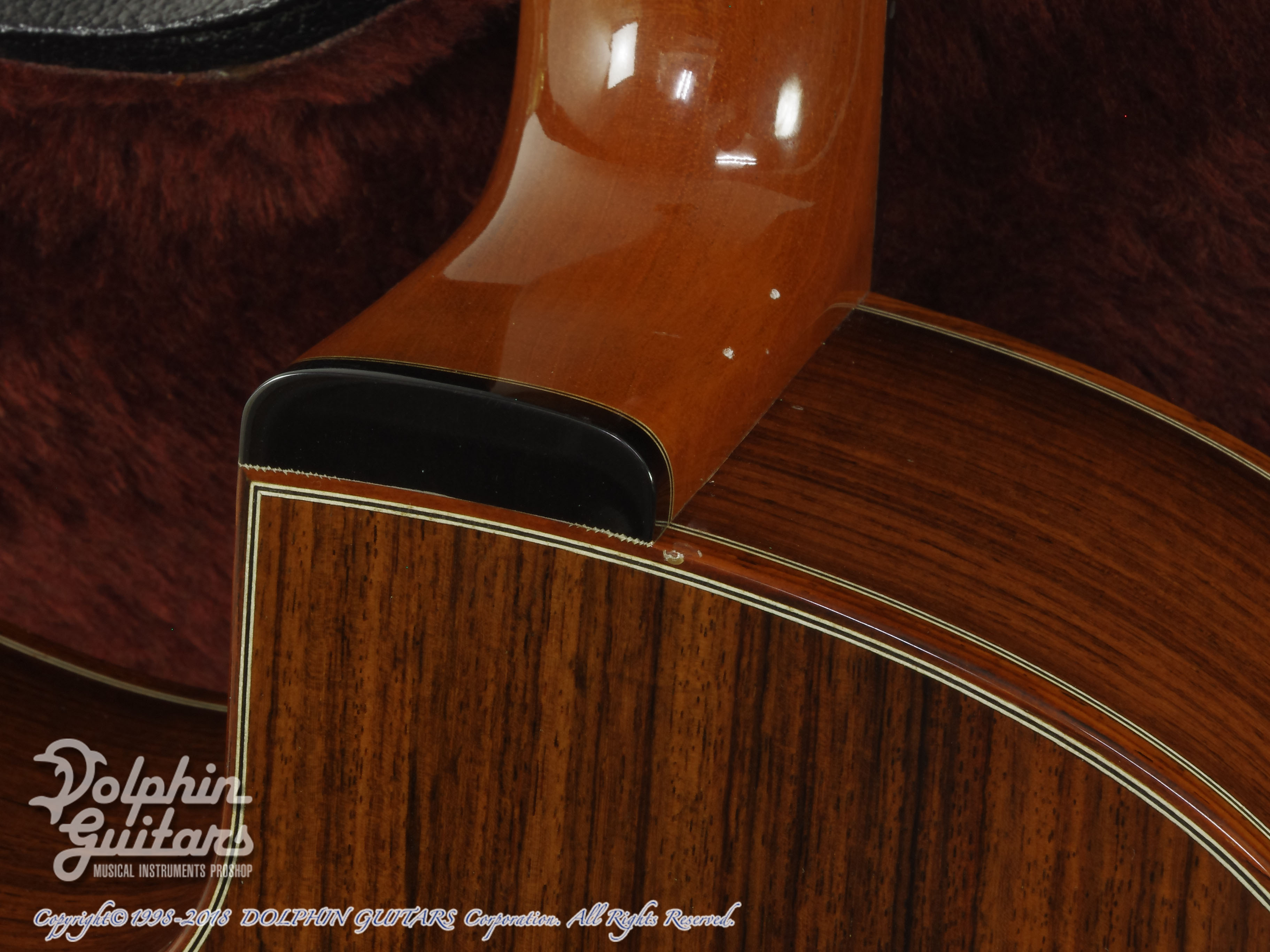 IKKO MASADA: Model C Cutaway (German Spruce & Indian Rosewood) (10)