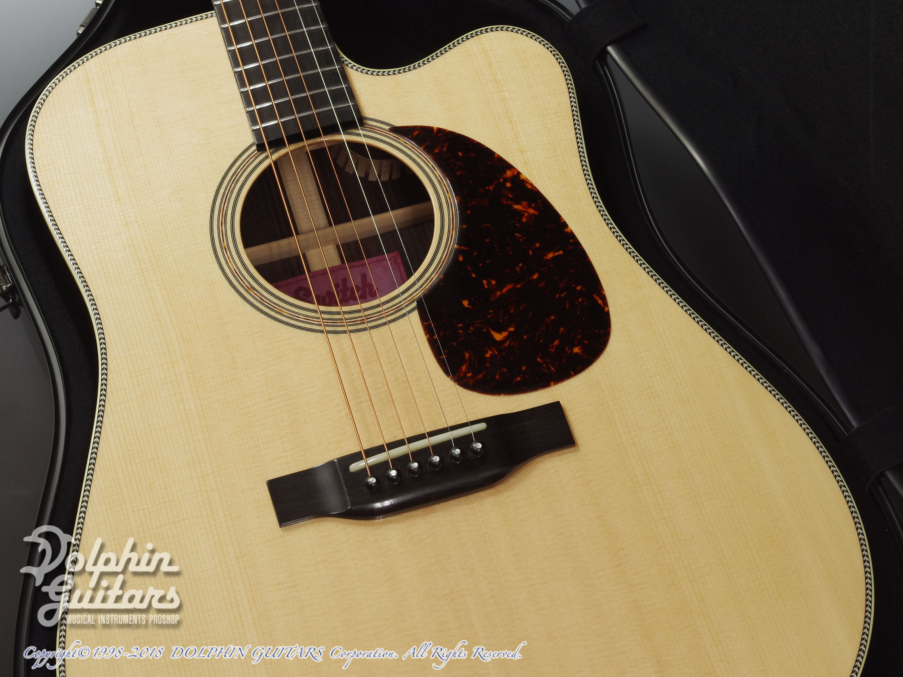 SWITCH: SCD-2HC (Sitka Spruce & Indian Rosewood) (8)