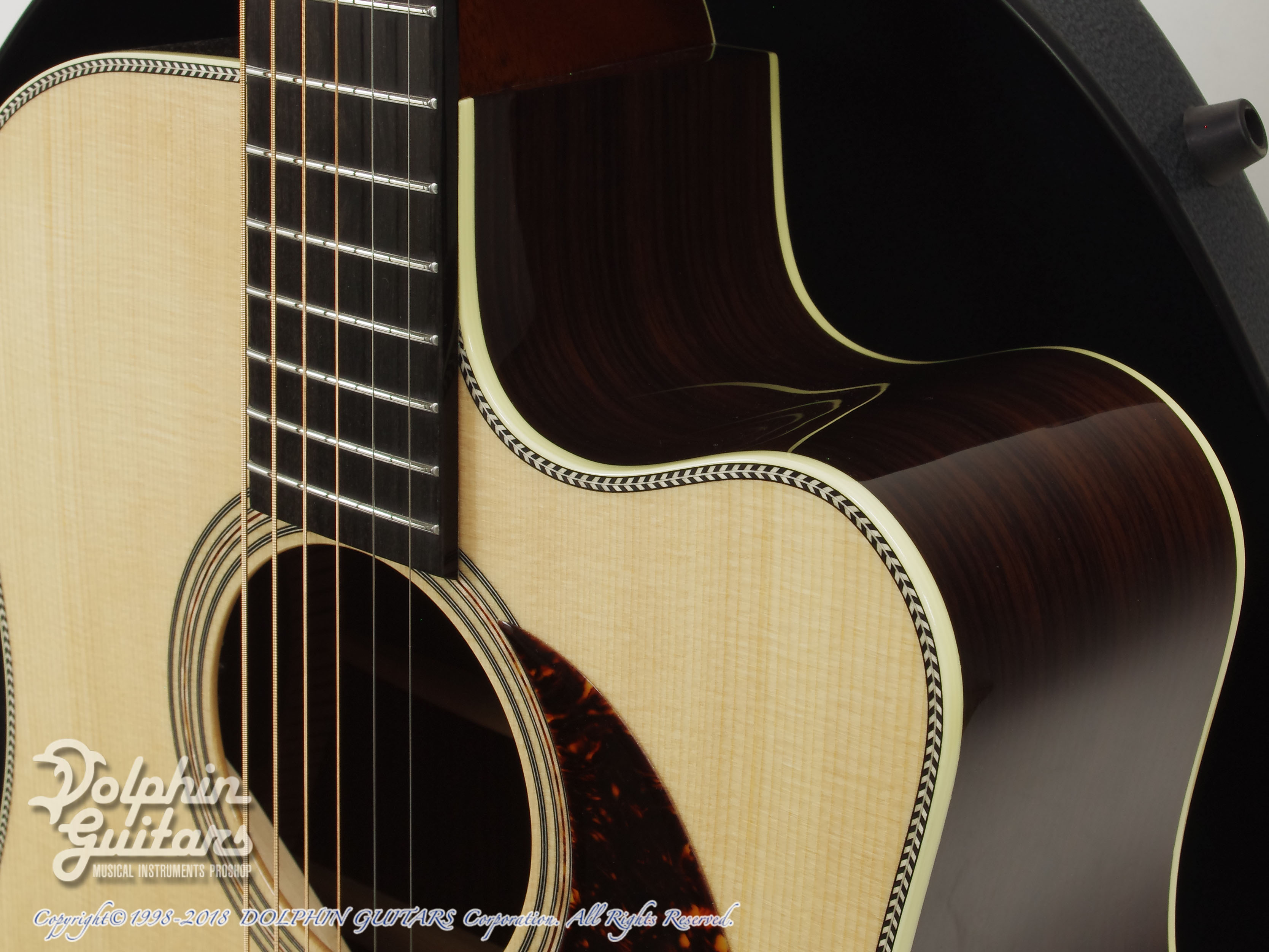 SWITCH: SCD-2HC (Sitka Spruce & Indian Rosewood) (11)