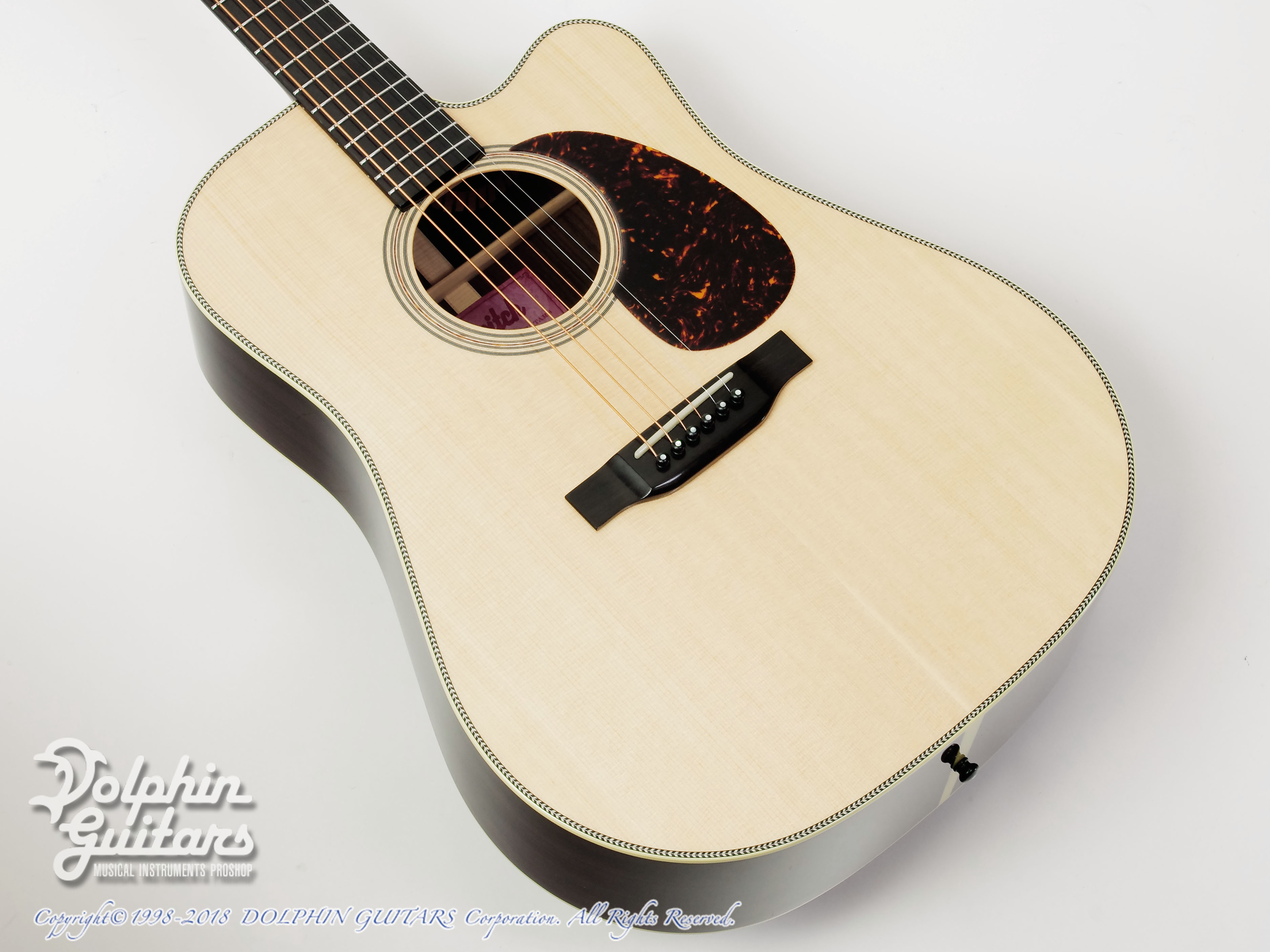 SWITCH: SCD-2HC (Sitka Spruce & Indian Rosewood) (1)