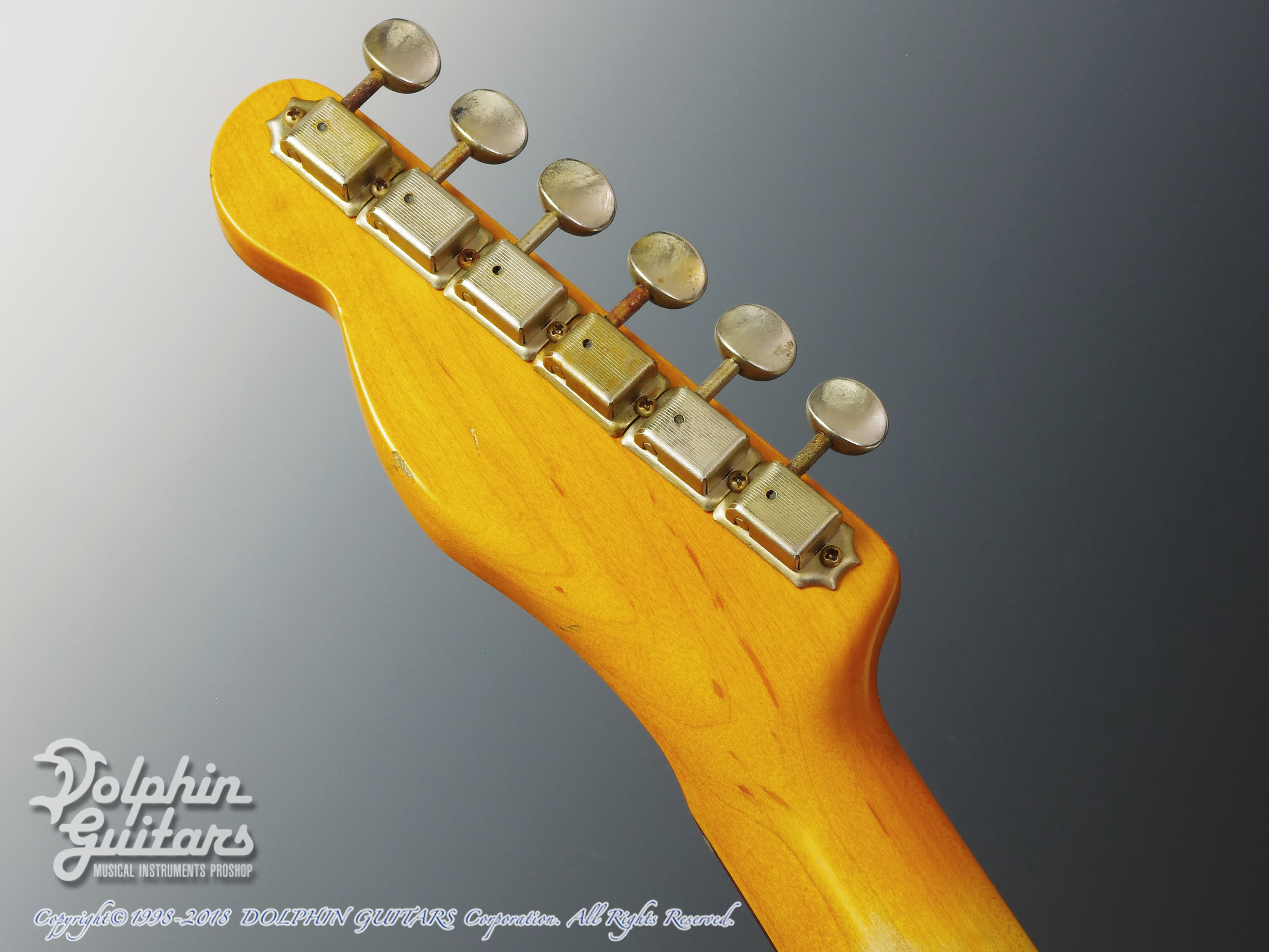 NASH GUITARS: T-63 (with Back Contour) (7)