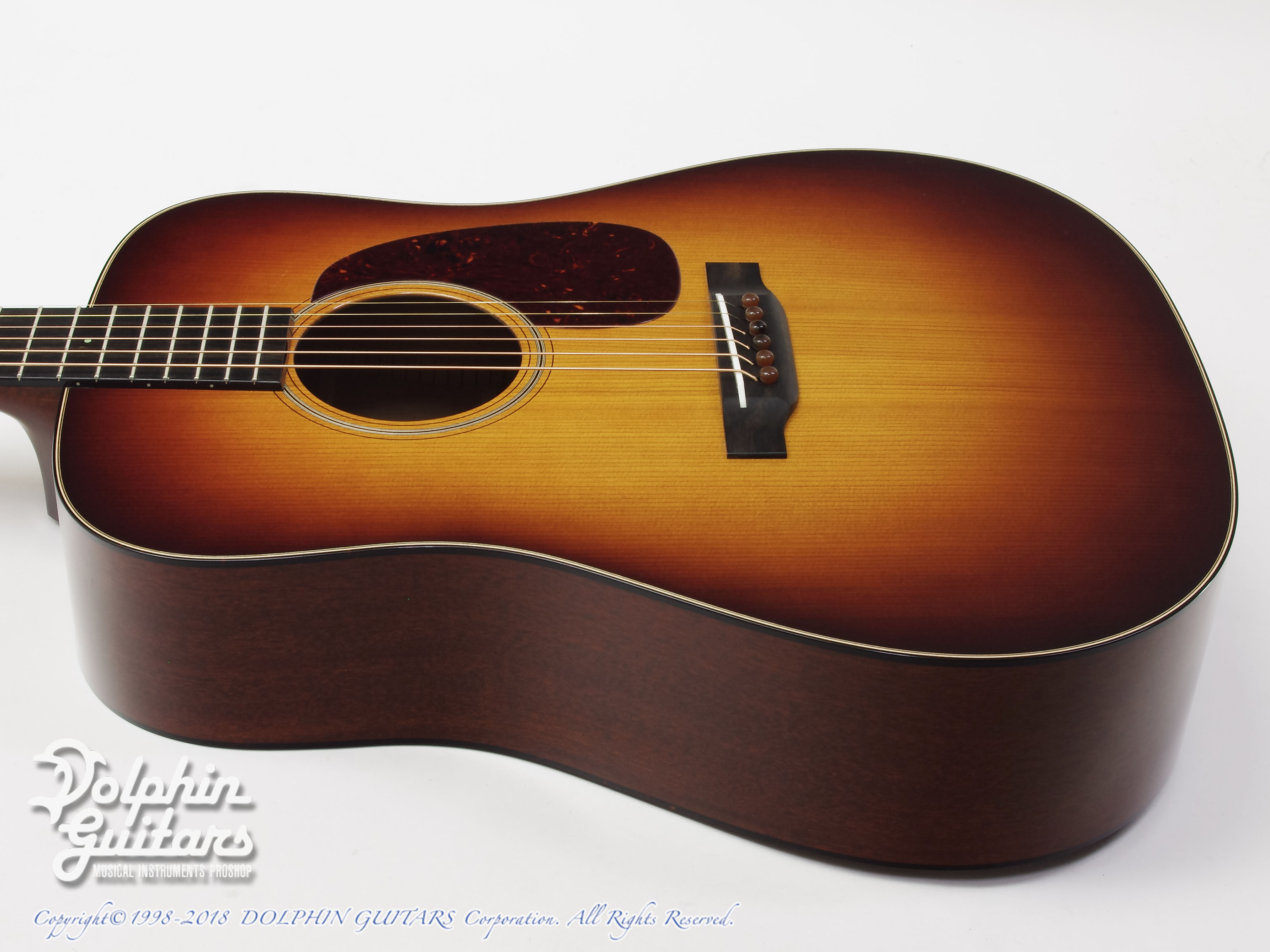 COLLINGS: D-1AT SB (Torrefied Adirondack Spruce) (2)