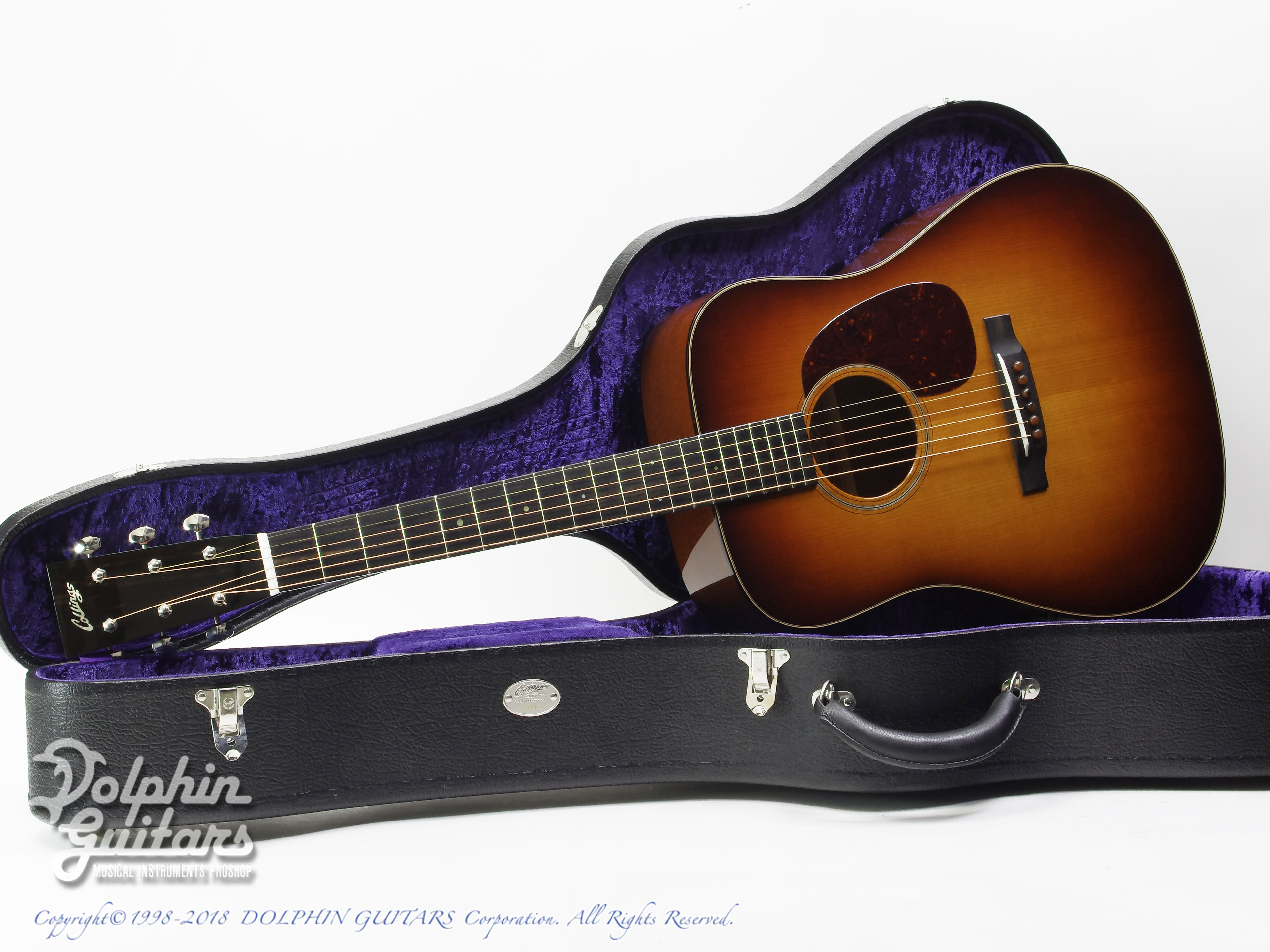 COLLINGS: D-1AT SB (Torrefied Adirondack Spruce) (0)