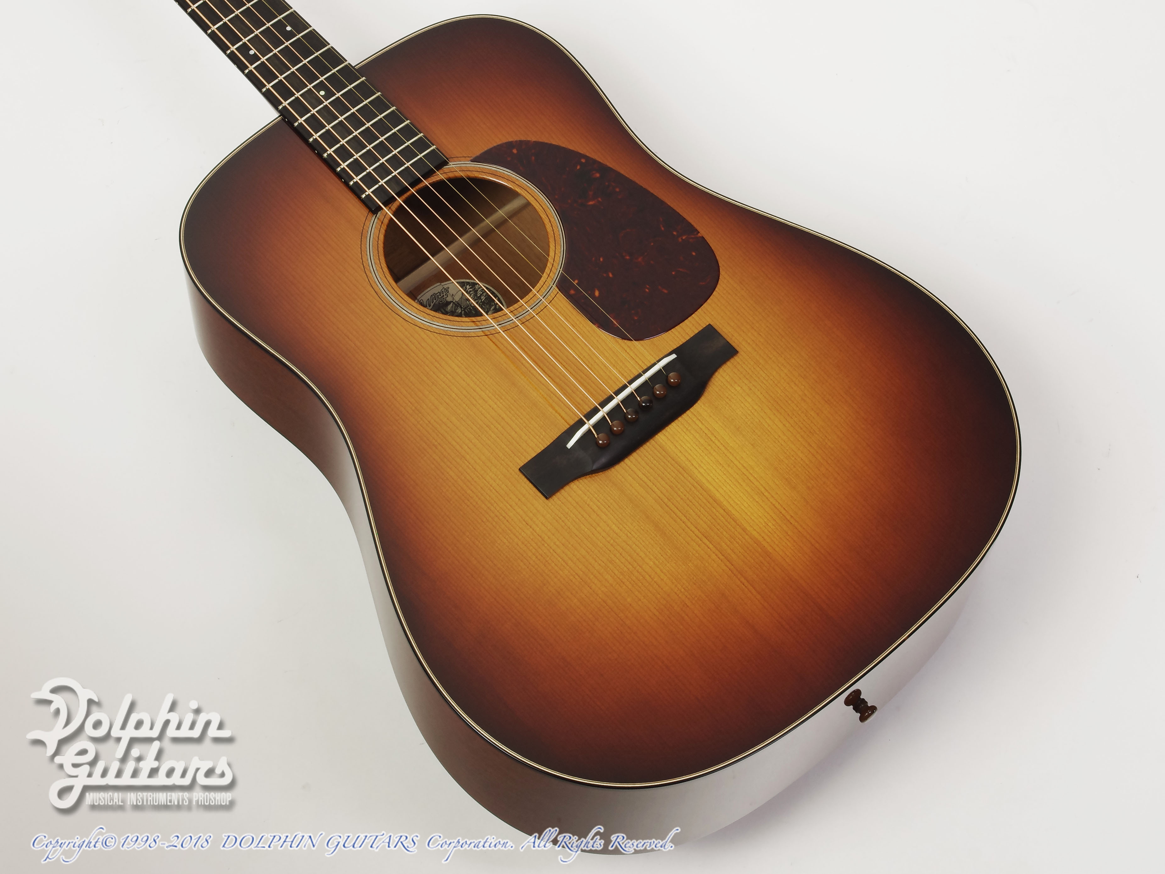 COLLINGS: D-1AT SB (Torrefied Adirondack Spruce) (1)