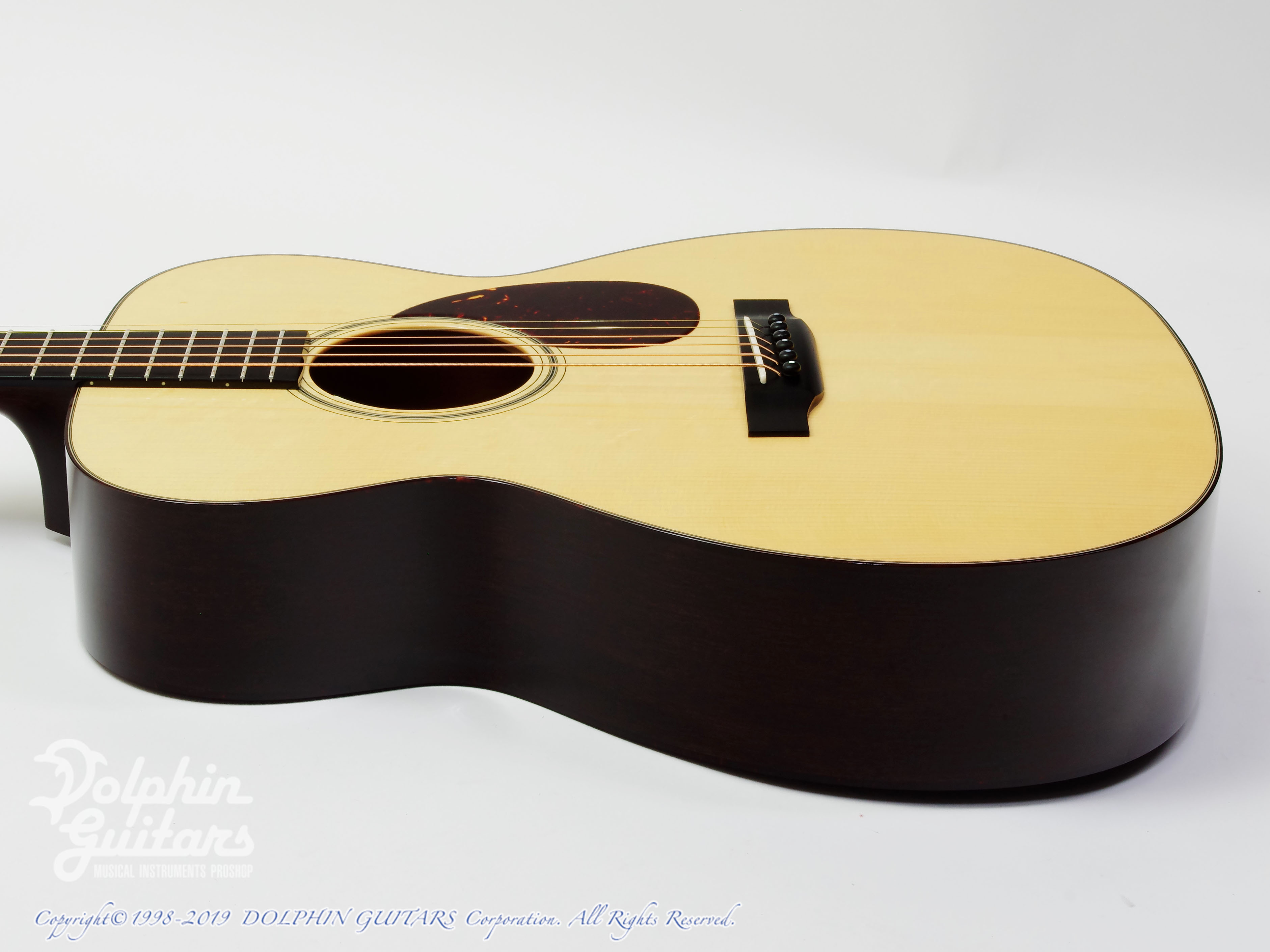 COLLINGS: OM-1A (Adirondack Spruce) (2)