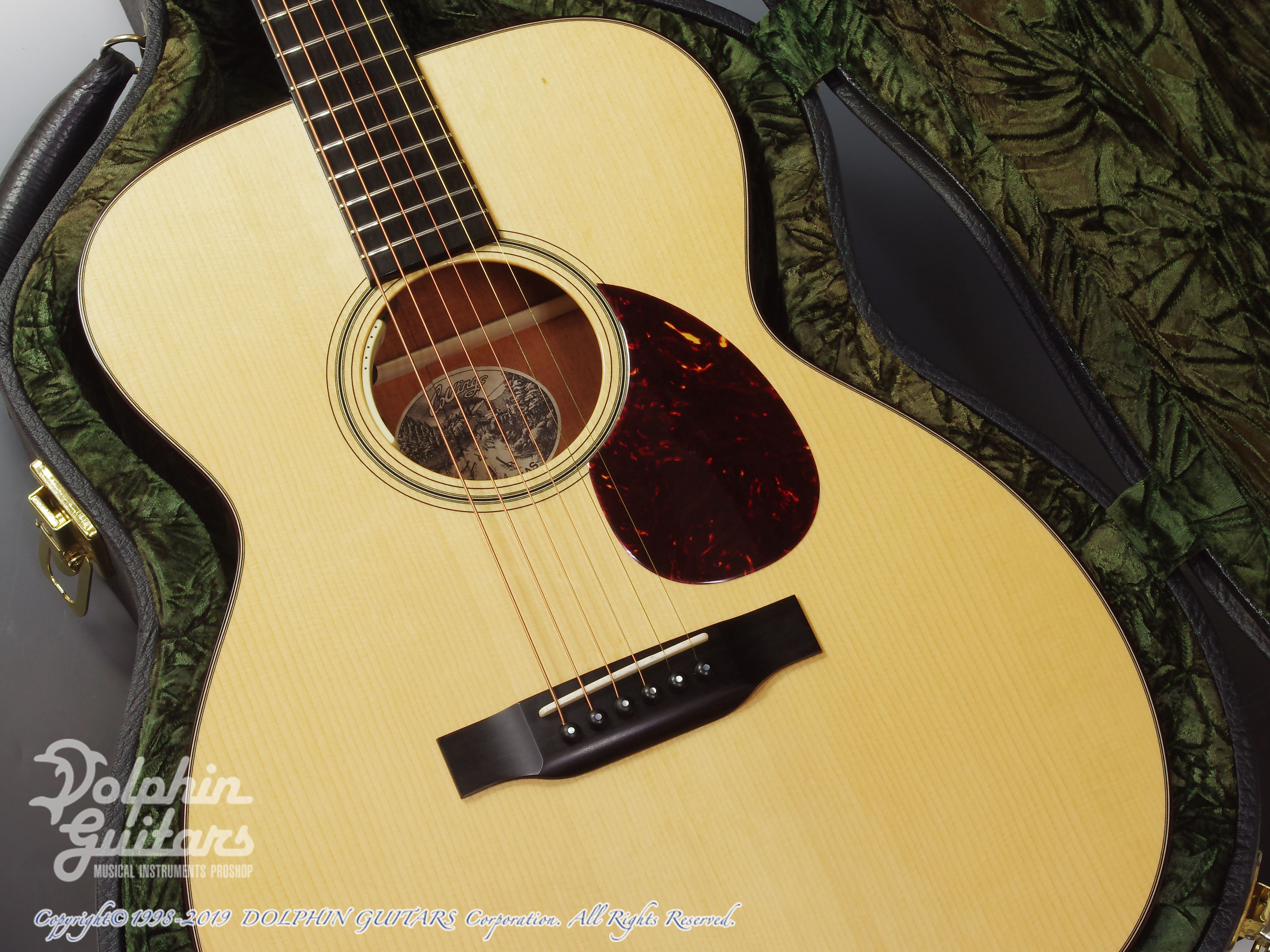 COLLINGS: OM-1A (Adirondack Spruce) (8)