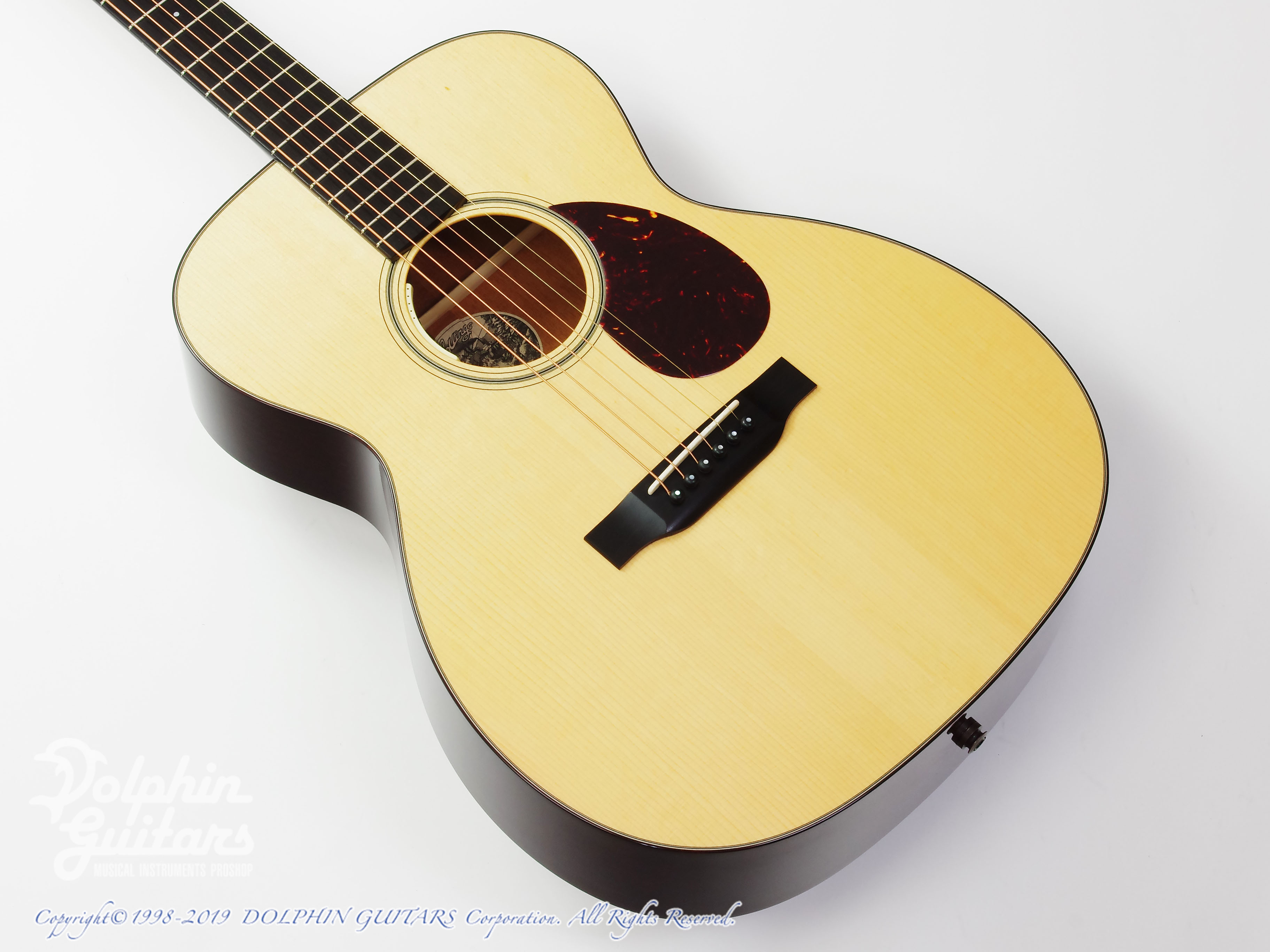 COLLINGS: OM-1A (Adirondack Spruce) (1)