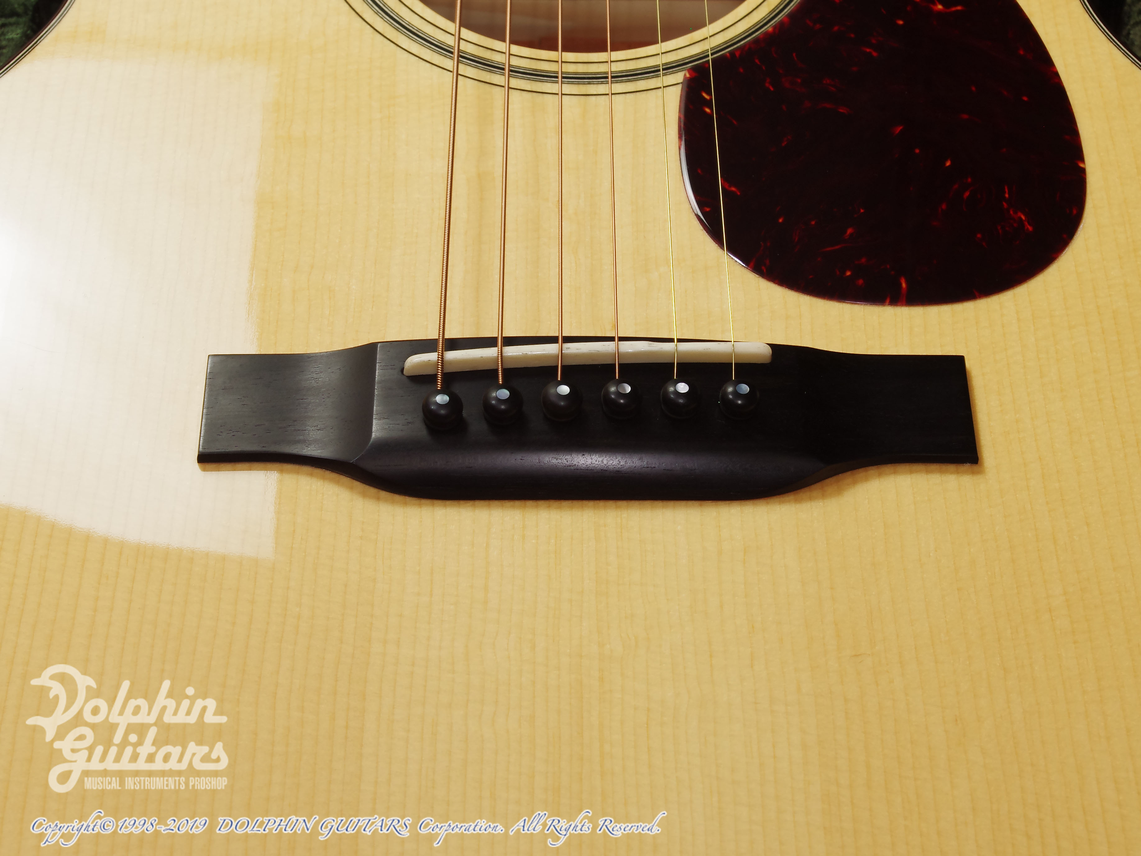COLLINGS: OM-1A (Adirondack Spruce) (9)