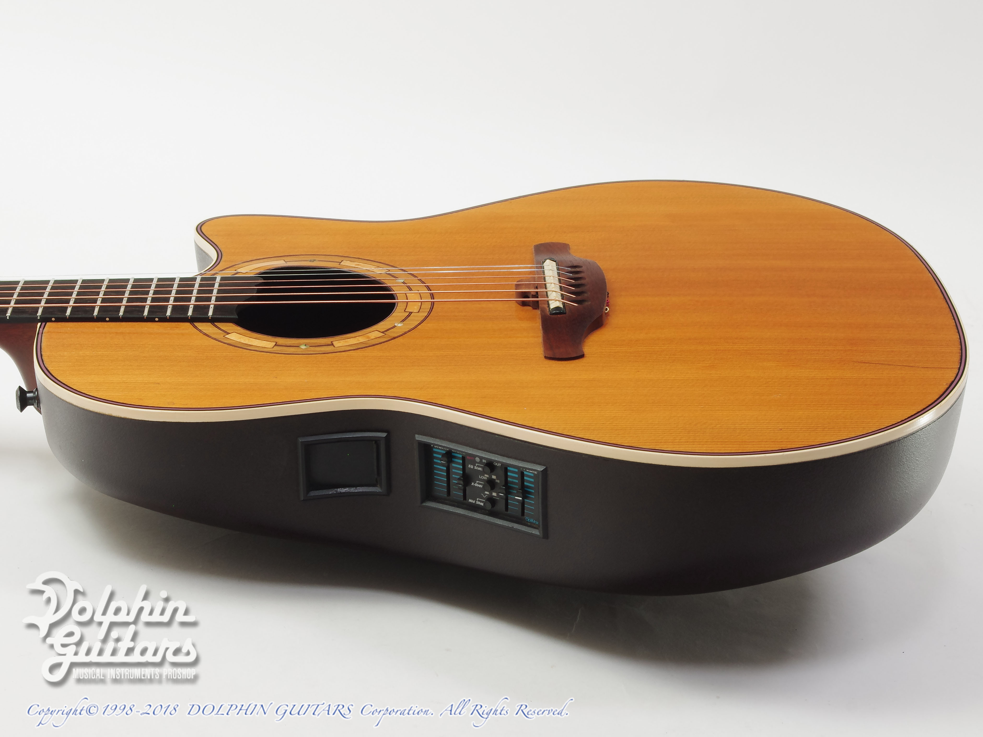 OVATION: 1995-7 Collectors Edition (2)