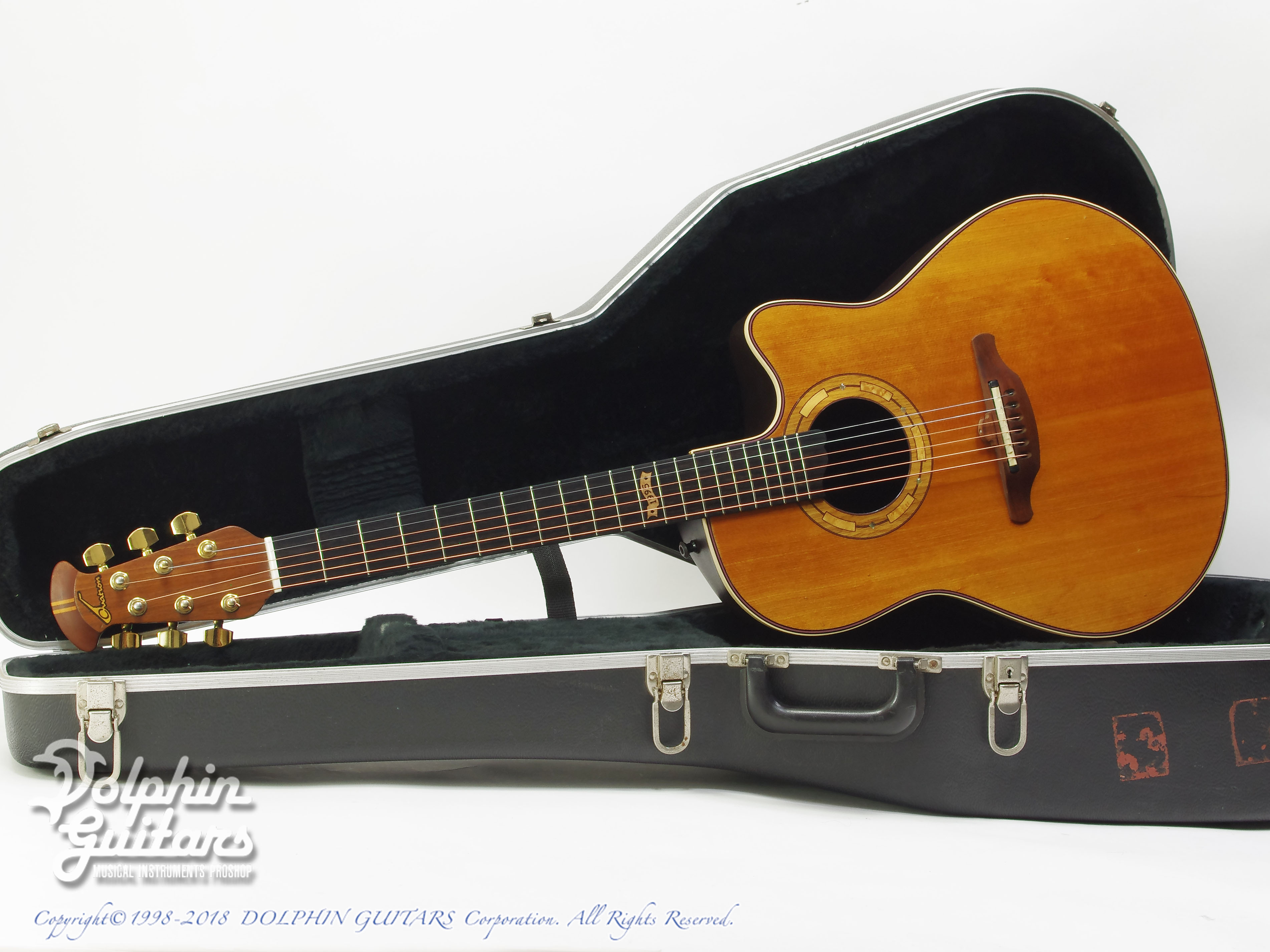 OVATION: 1995-7 Collectors Edition (0)