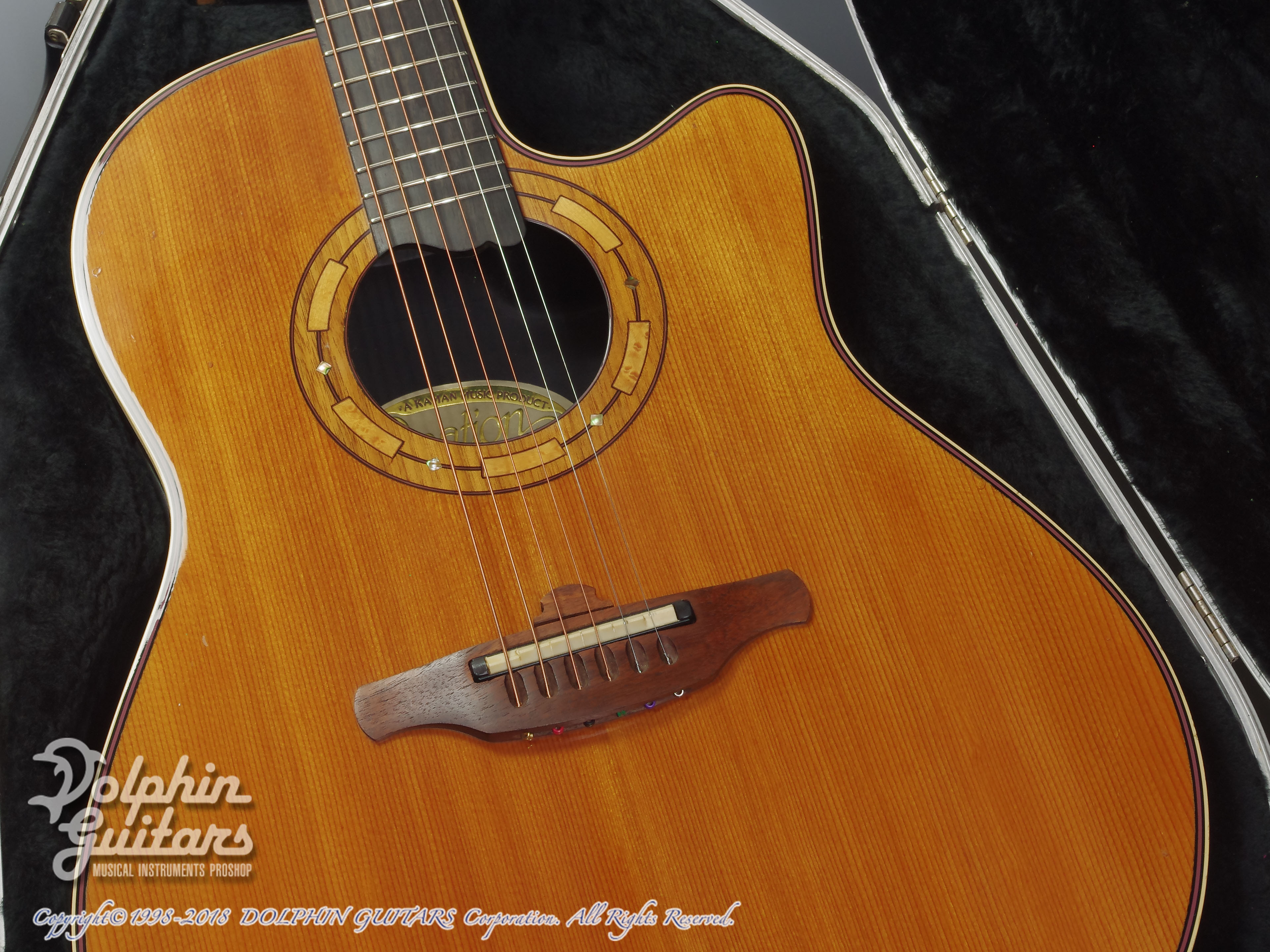 OVATION: 1995-7 Collectors Edition (8)