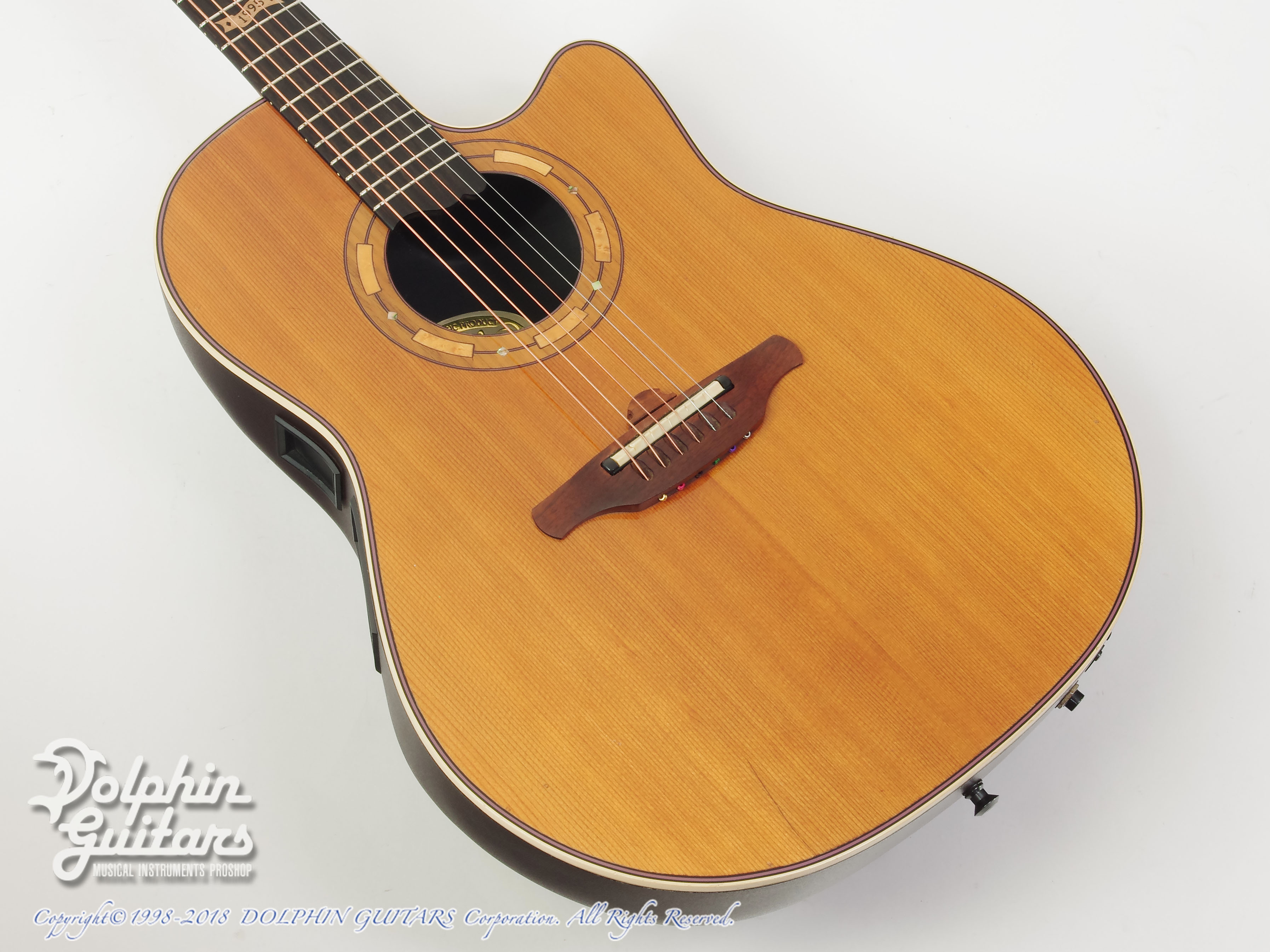 OVATION: 1995-7 Collectors Edition (1)