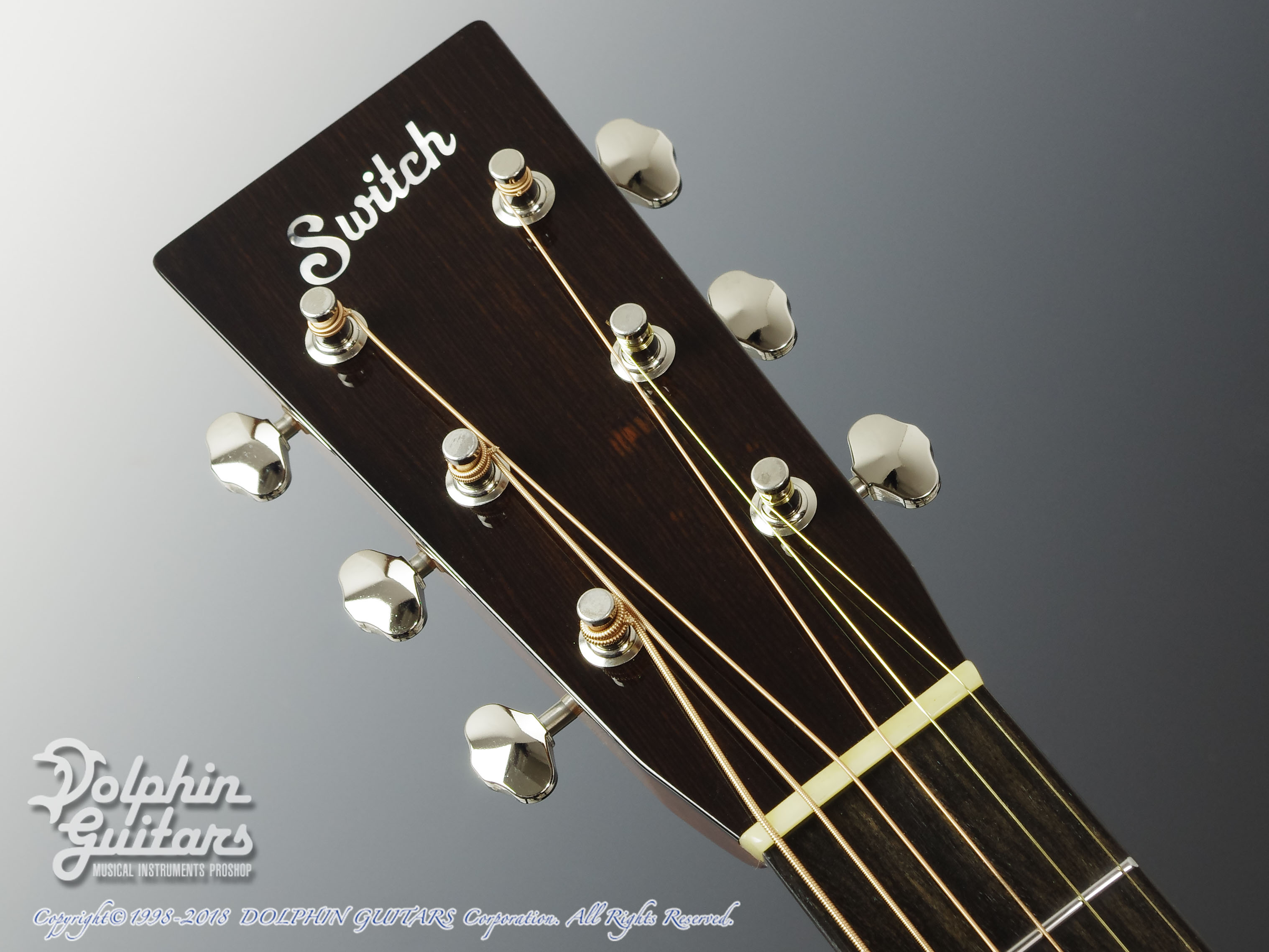 SWITCH: SCD-2H (Sitka Spruce & Indian Rosewood) (6)