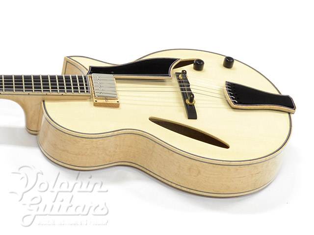 "SAITO GUITARS: 13.5"" M35 Custom (Natural) (2)"