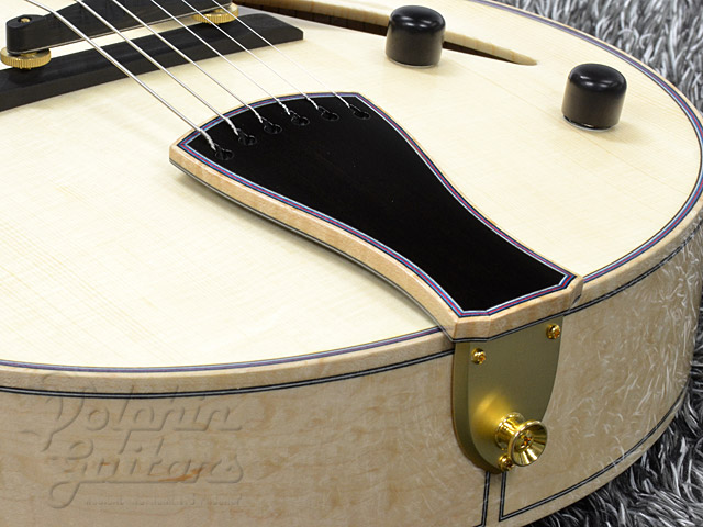 "SAITO GUITARS: 13.5"" M35 Custom (Natural) (8)"