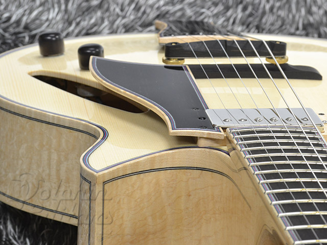 "SAITO GUITARS: 13.5"" M35 Custom (Natural) (9)"