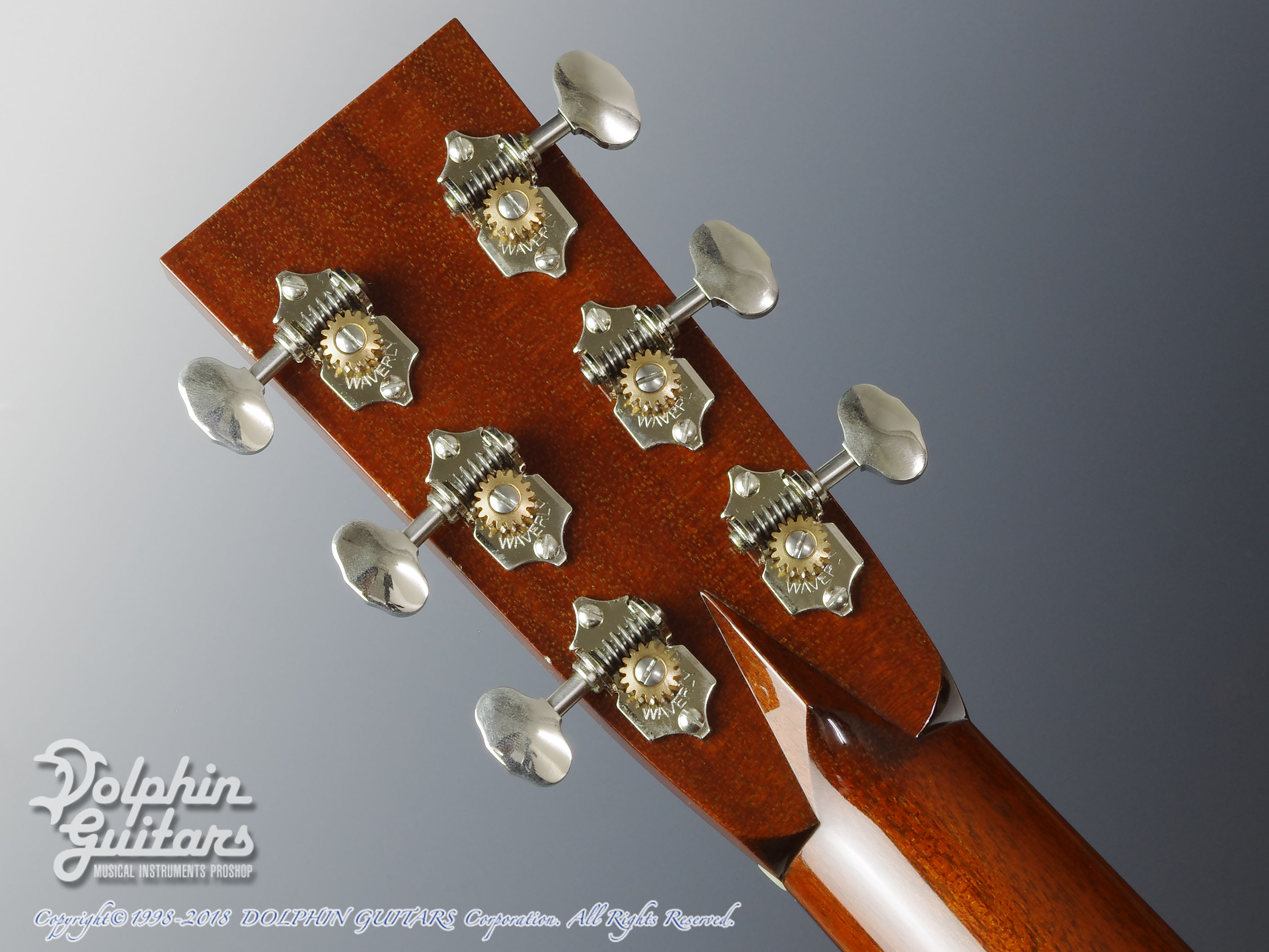 COLLINGS: 000-1A Cutaway (Varnish Finish) (7)