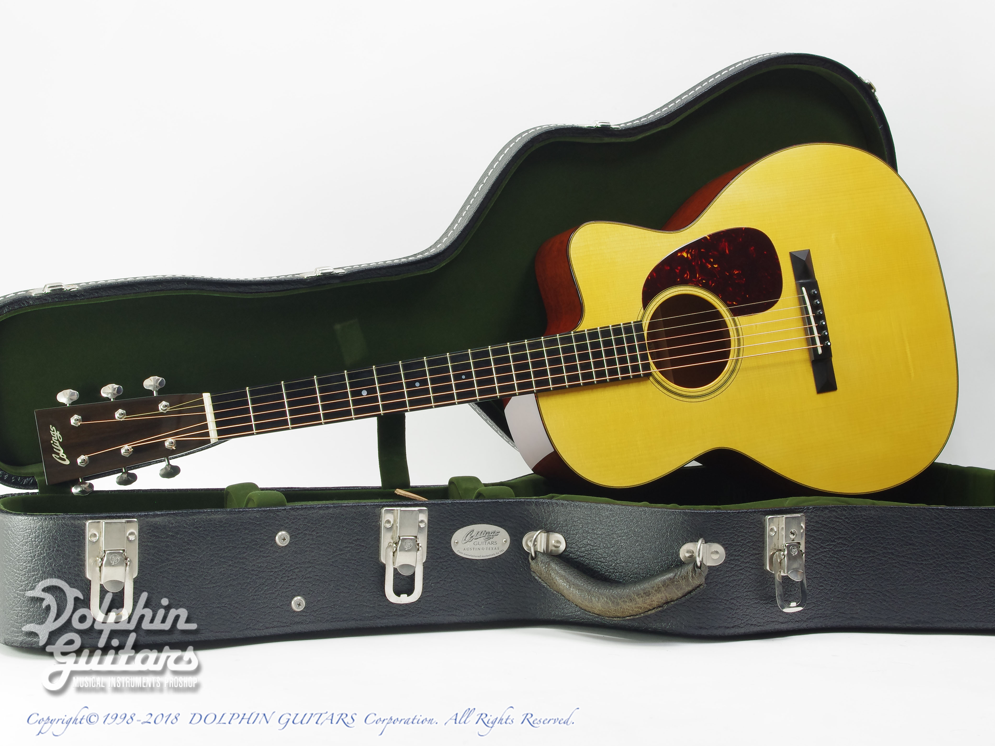 COLLINGS: 000-1A Cutaway (Varnish Finish) (0)