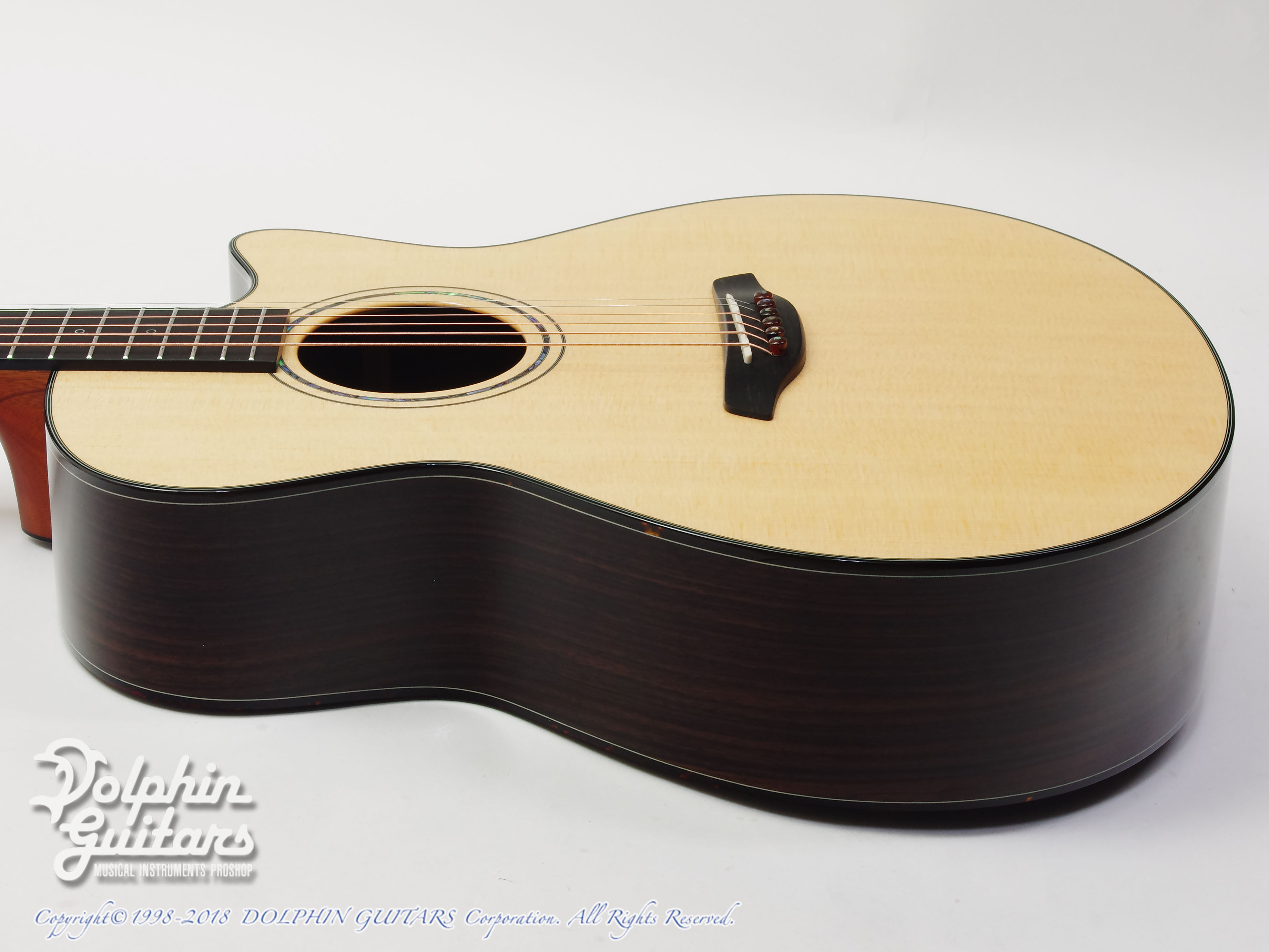 FURCH: Yellow Gc-SR  ( Sitka spruce & Indian rosewood) (2)