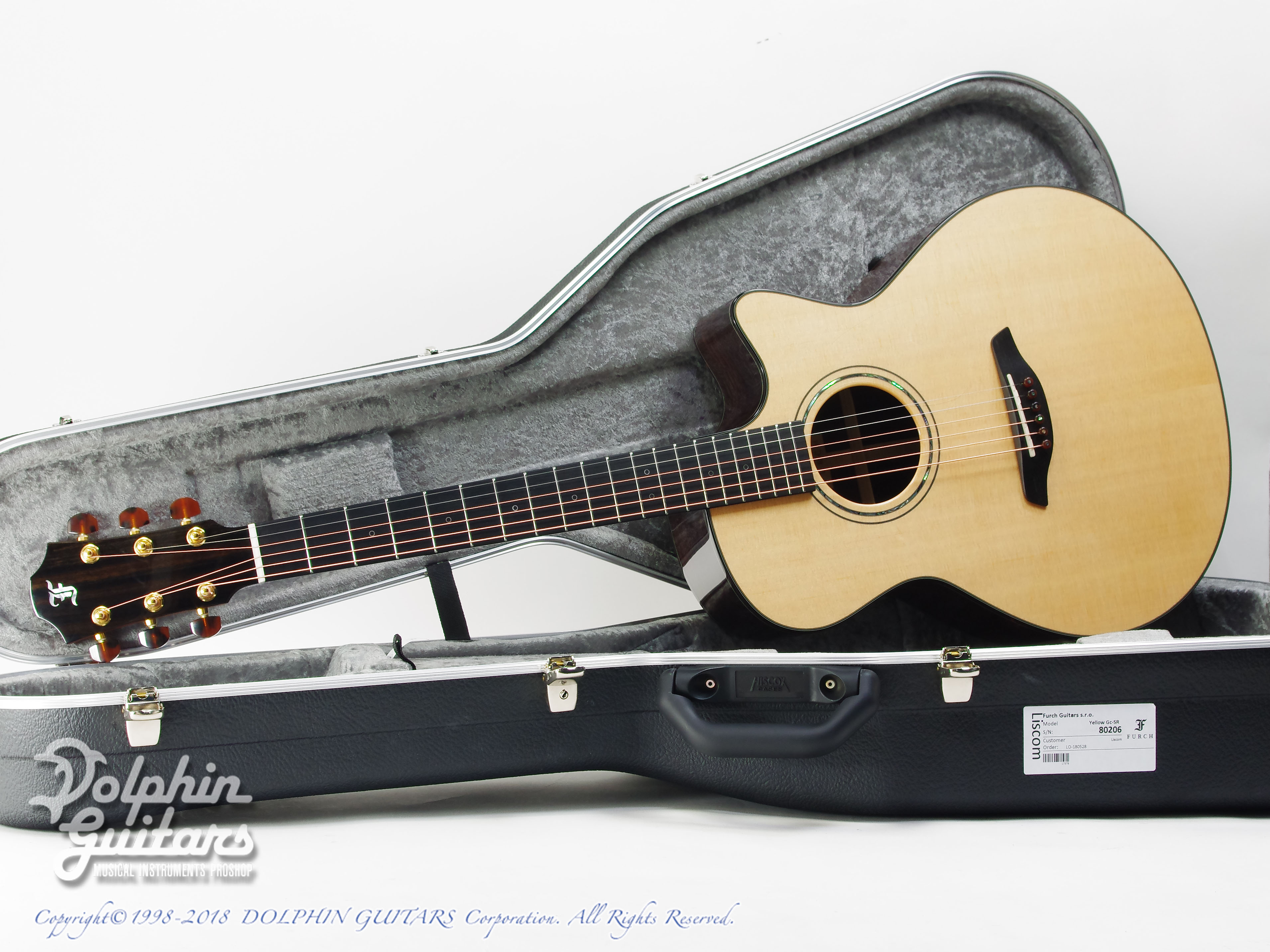 FURCH: Yellow Gc-SR  ( Sitka spruce & Indian rosewood) (0)
