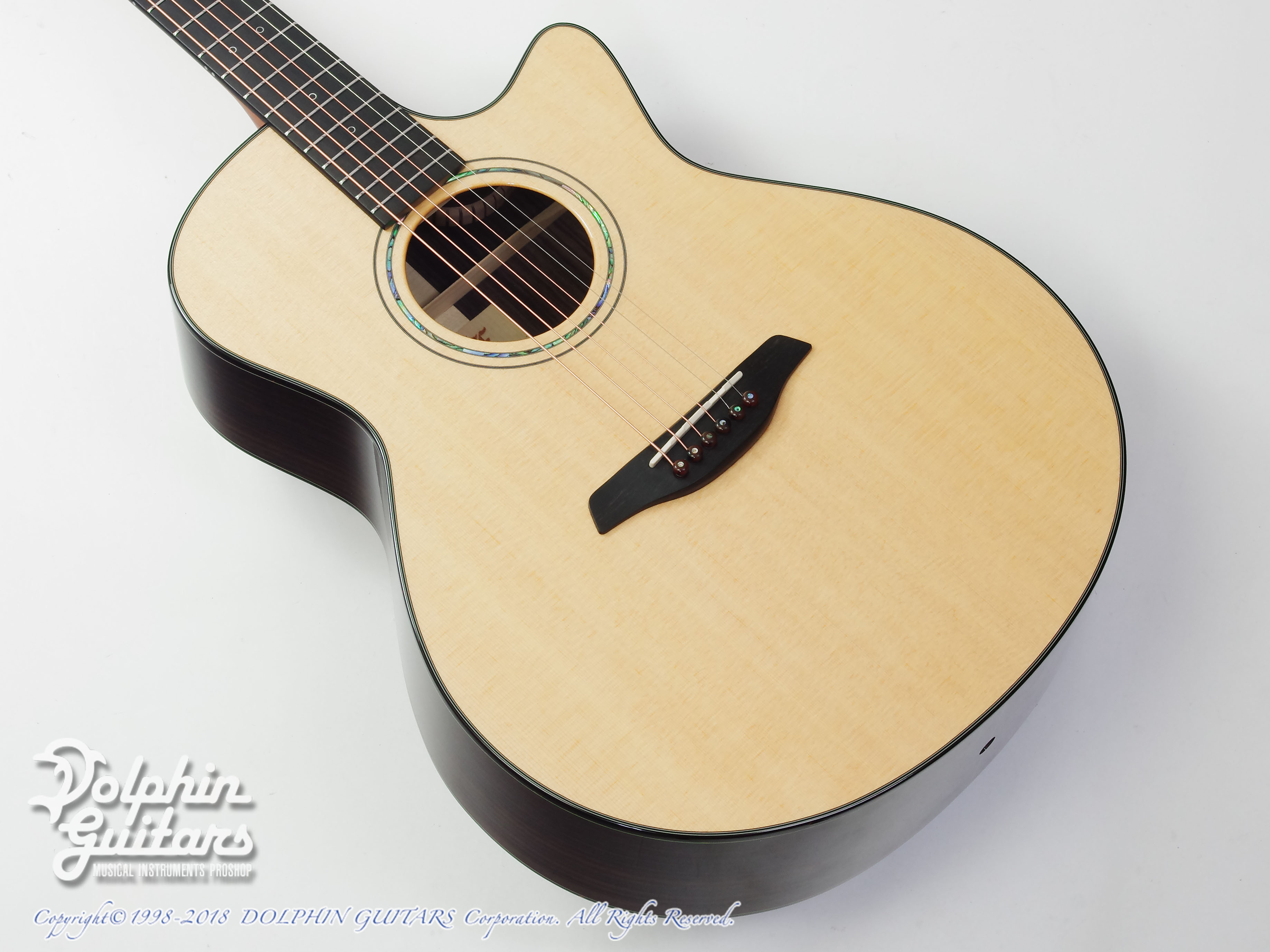 FURCH: Yellow Gc-SR  ( Sitka spruce & Indian rosewood) (1)
