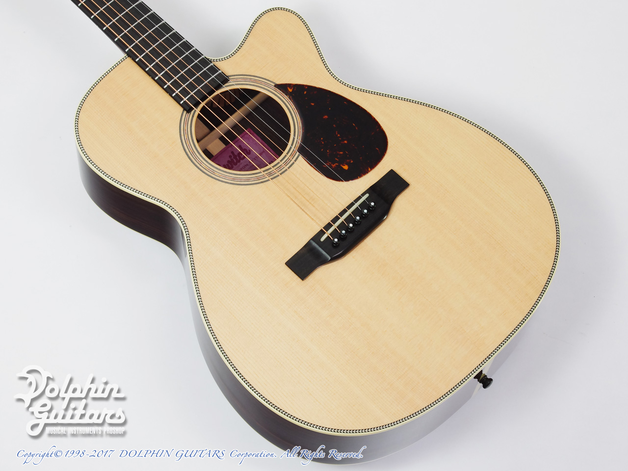 SWITCH: SCOM-2HC (Sitka Spruce & Indian Rosewood) (1)