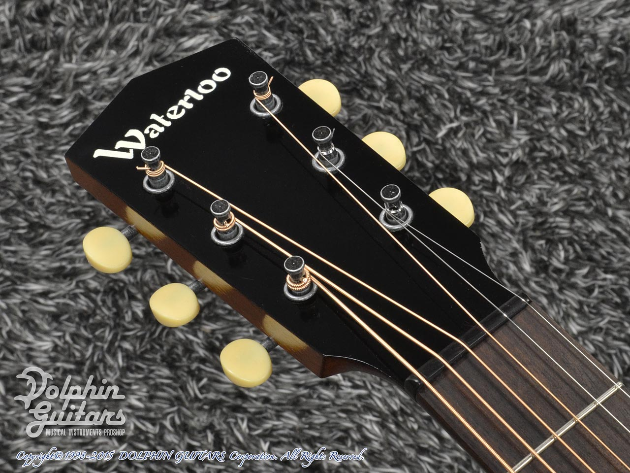WATERLOO (by Collings) : WL-14X (X-Bracing & Adjustable Rod) (6)
