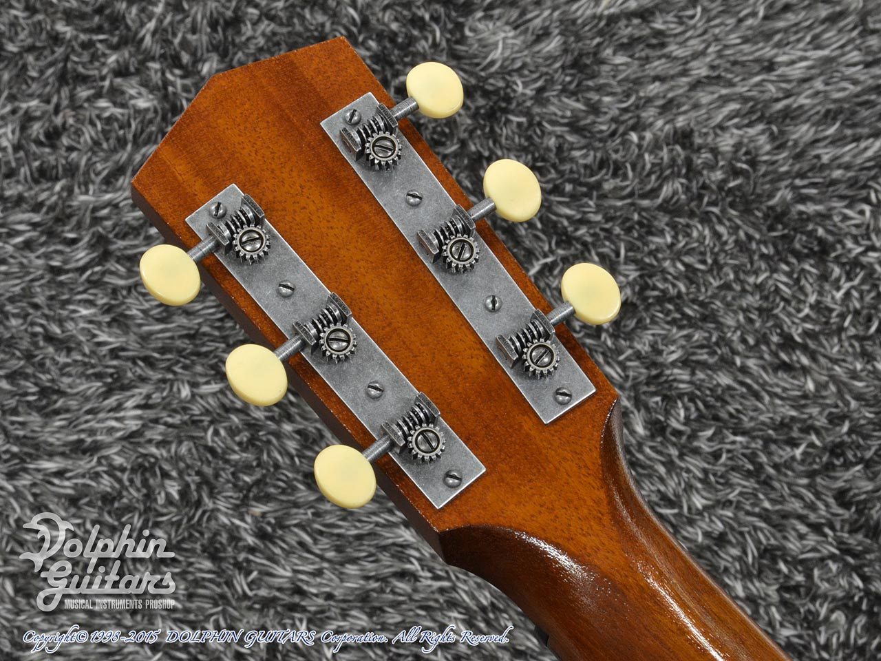 WATERLOO (by Collings) : WL-14X (X-Bracing & Adjustable Rod) (7)