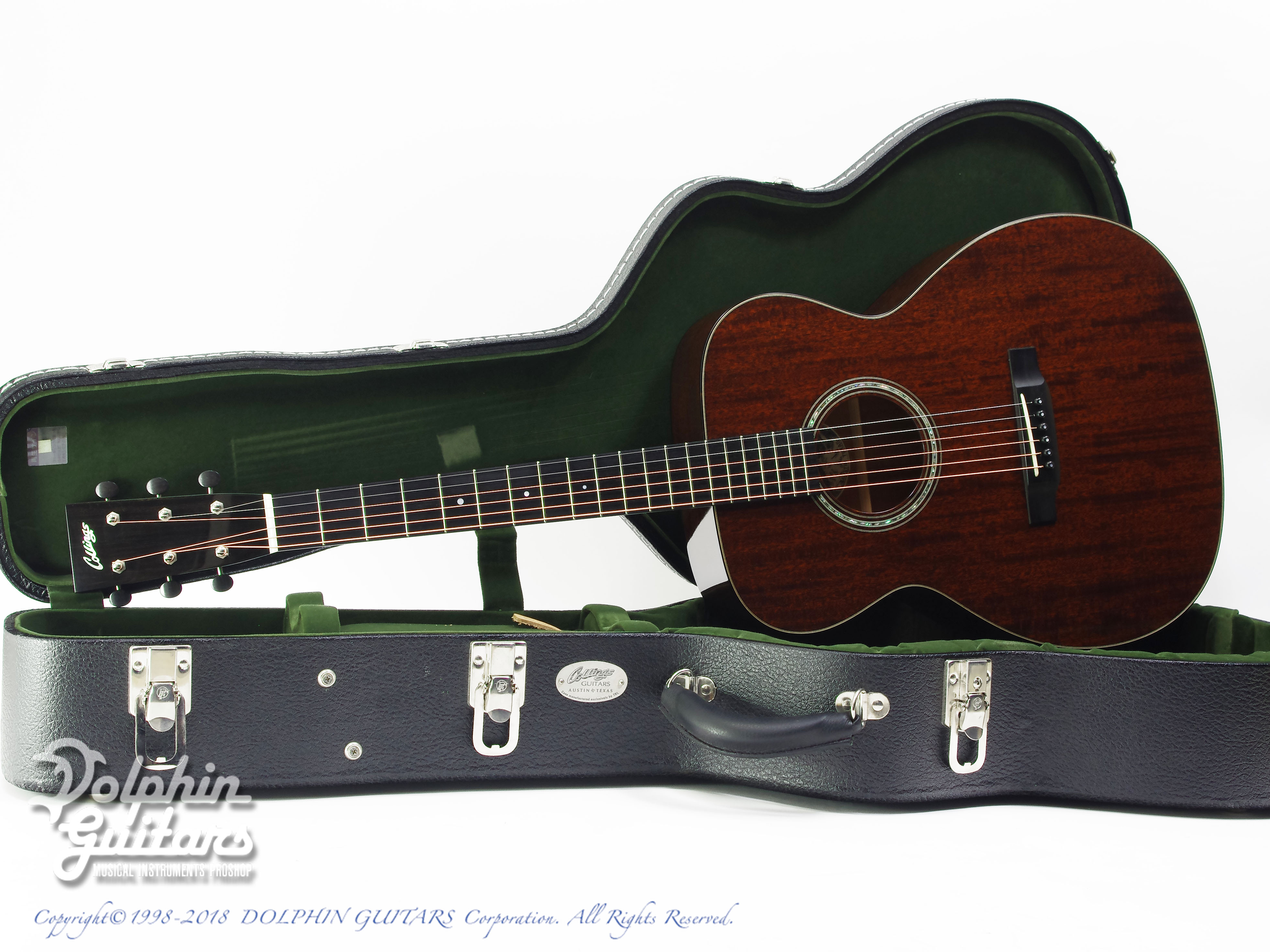 COLLINGS: OM-1Mh  (0)