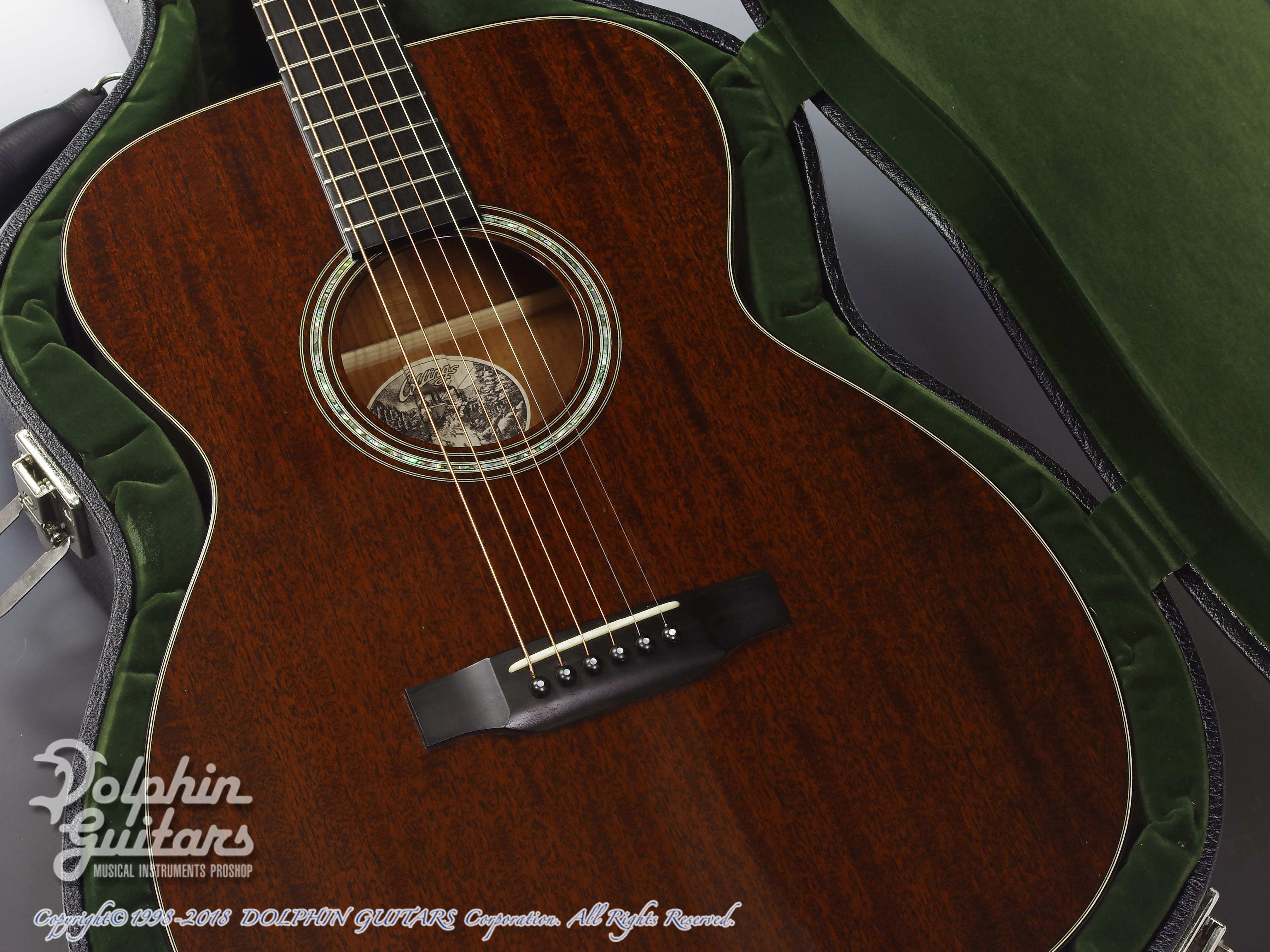 COLLINGS: OM-1Mh  (8)