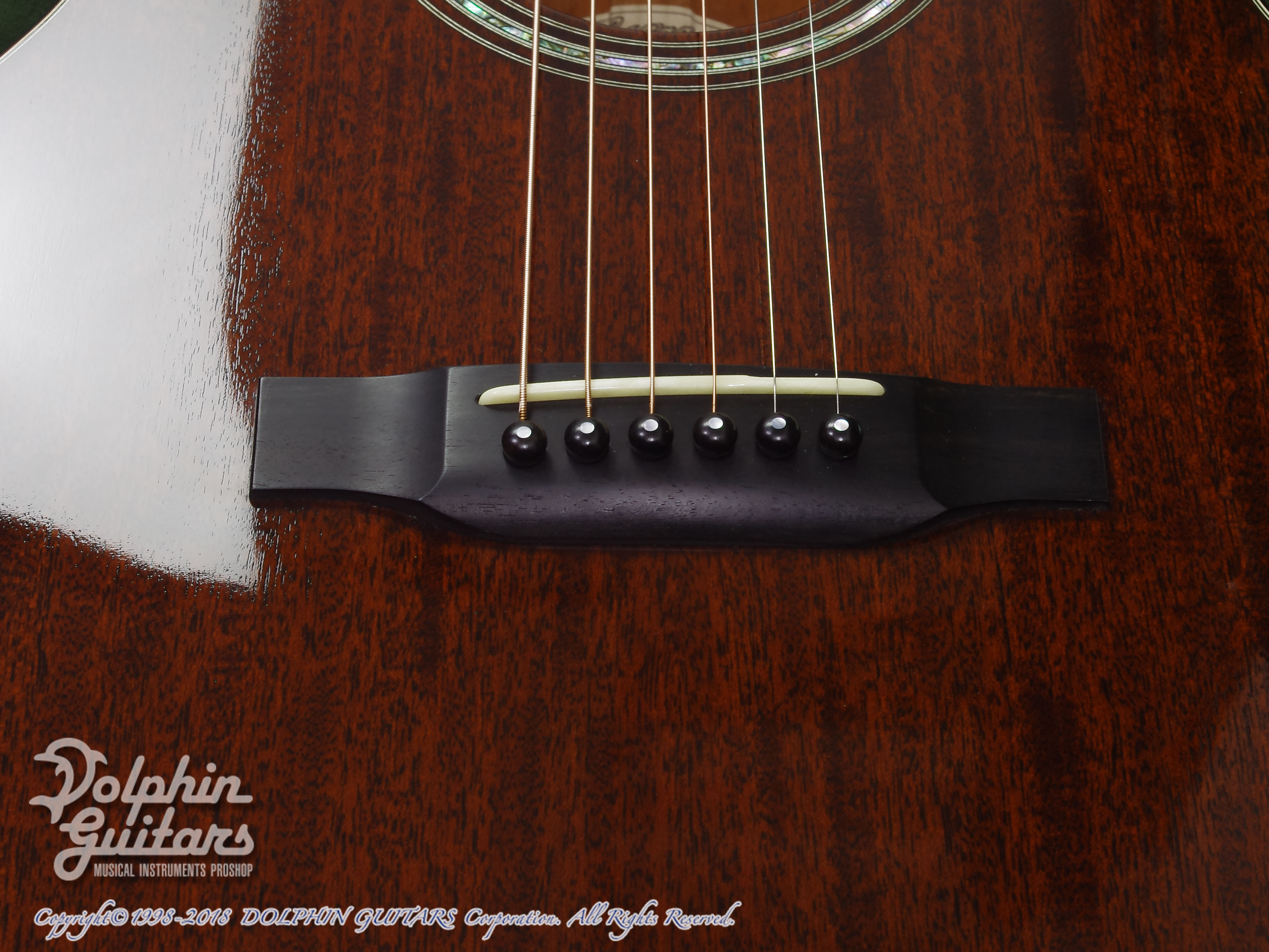 COLLINGS: OM-1Mh  (9)