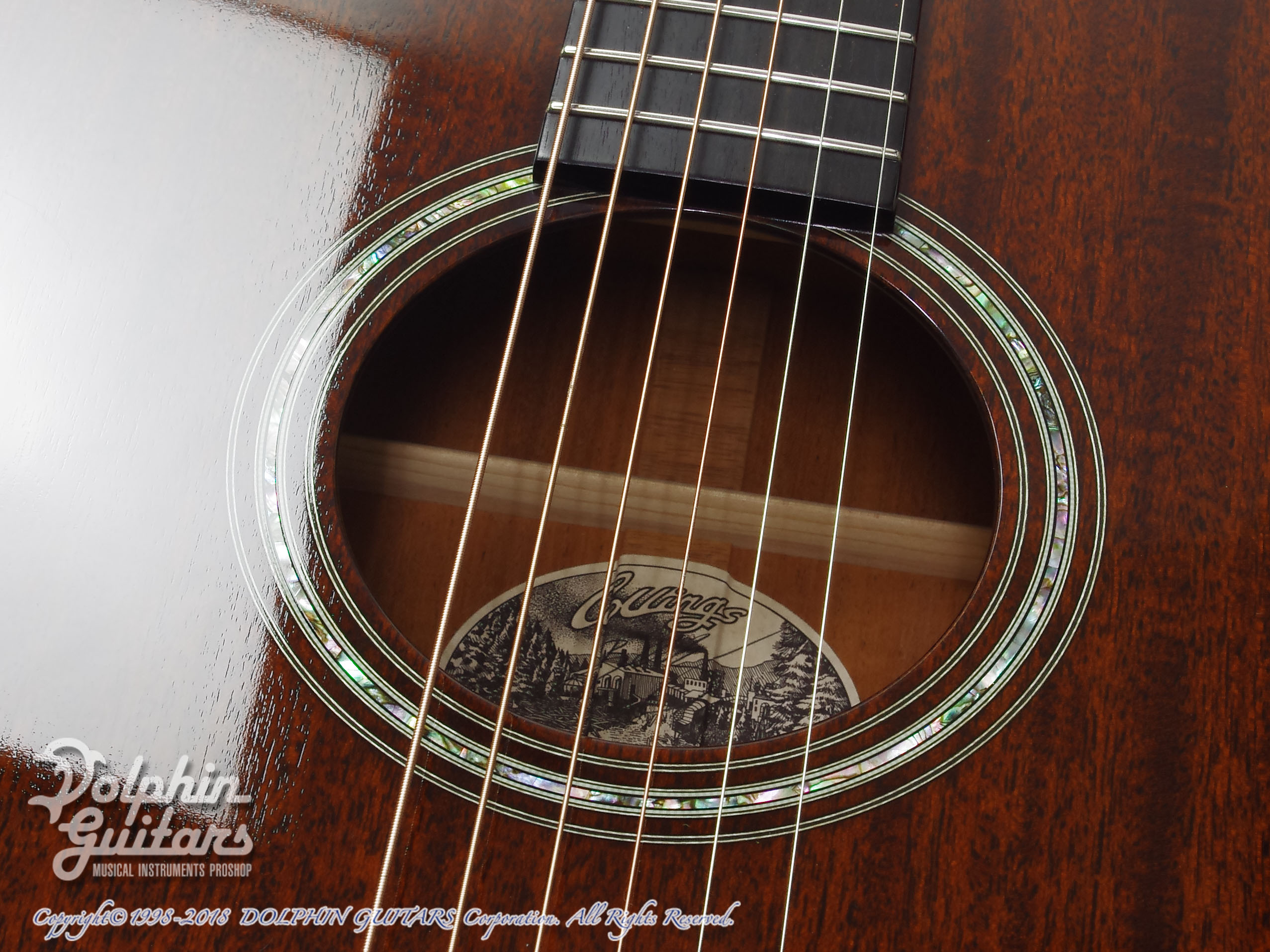 COLLINGS: OM-1Mh  (10)