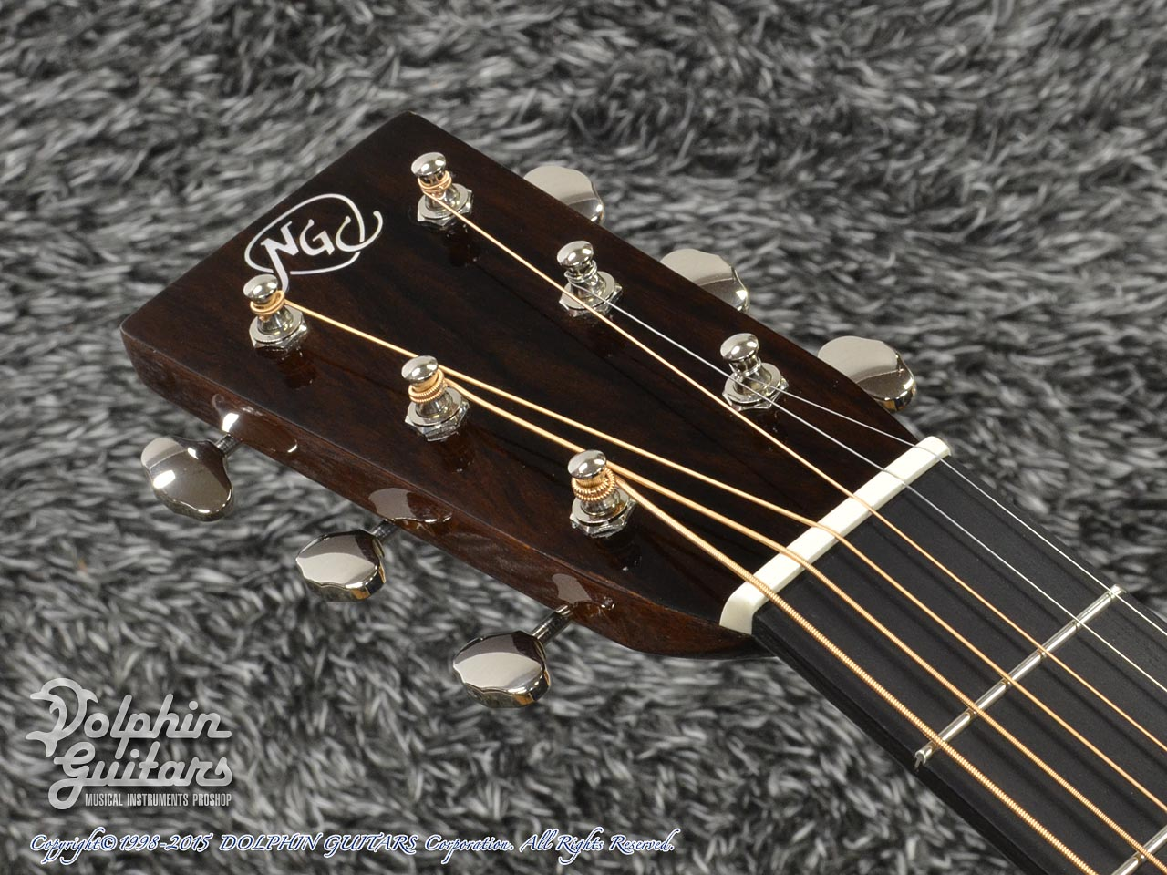 NASHVILLE GUITAR CO.: D Style <Indian Rosewood> (6)