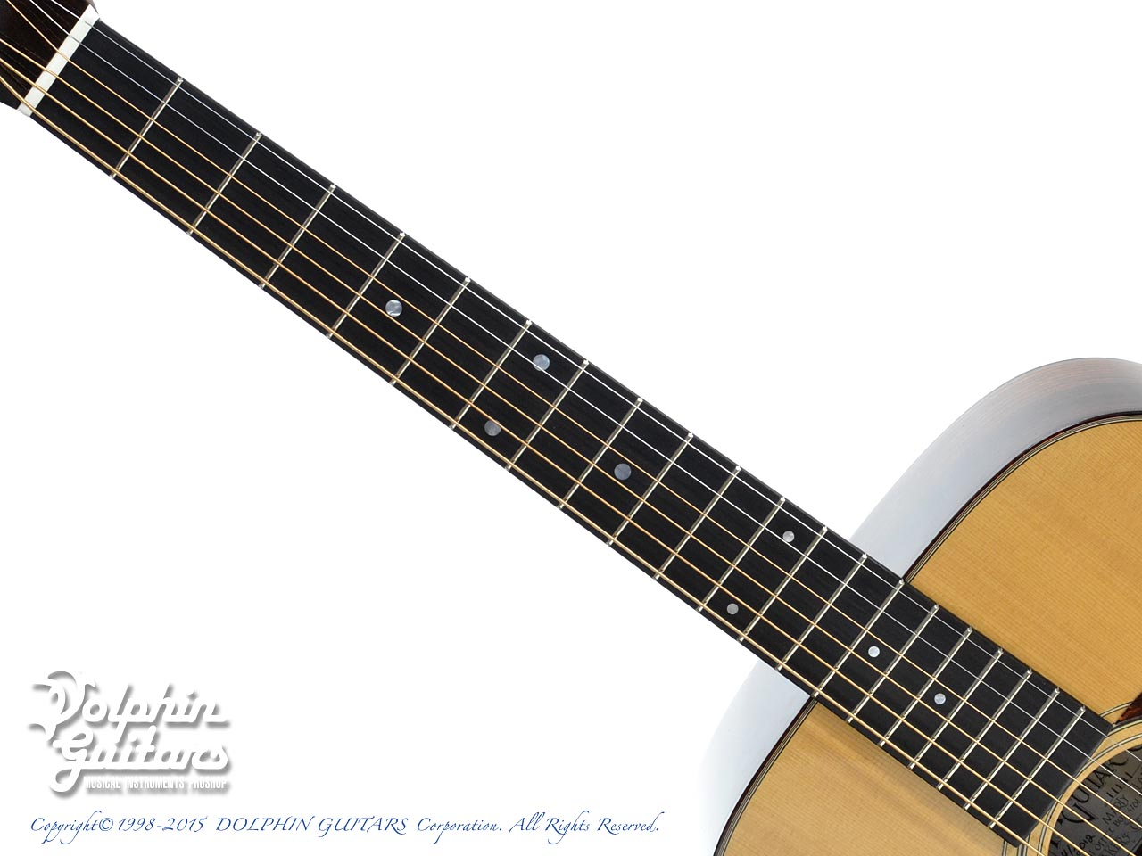 NASHVILLE GUITAR CO.: D Style <Indian Rosewood> (4)