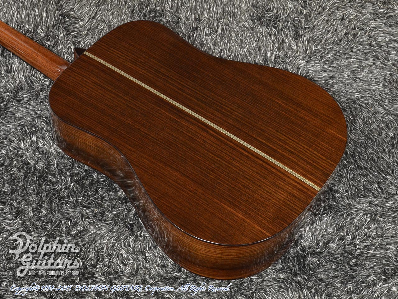 NASHVILLE GUITAR CO.: D Style <Indian Rosewood> (3)