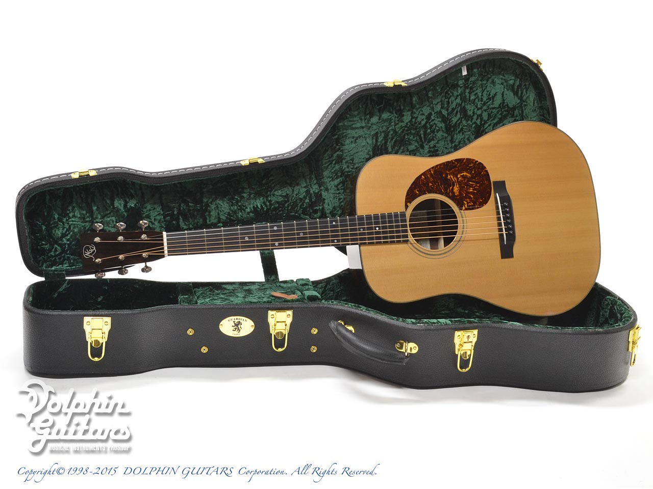 NASHVILLE GUITAR CO.: D Style <Indian Rosewood> (0)