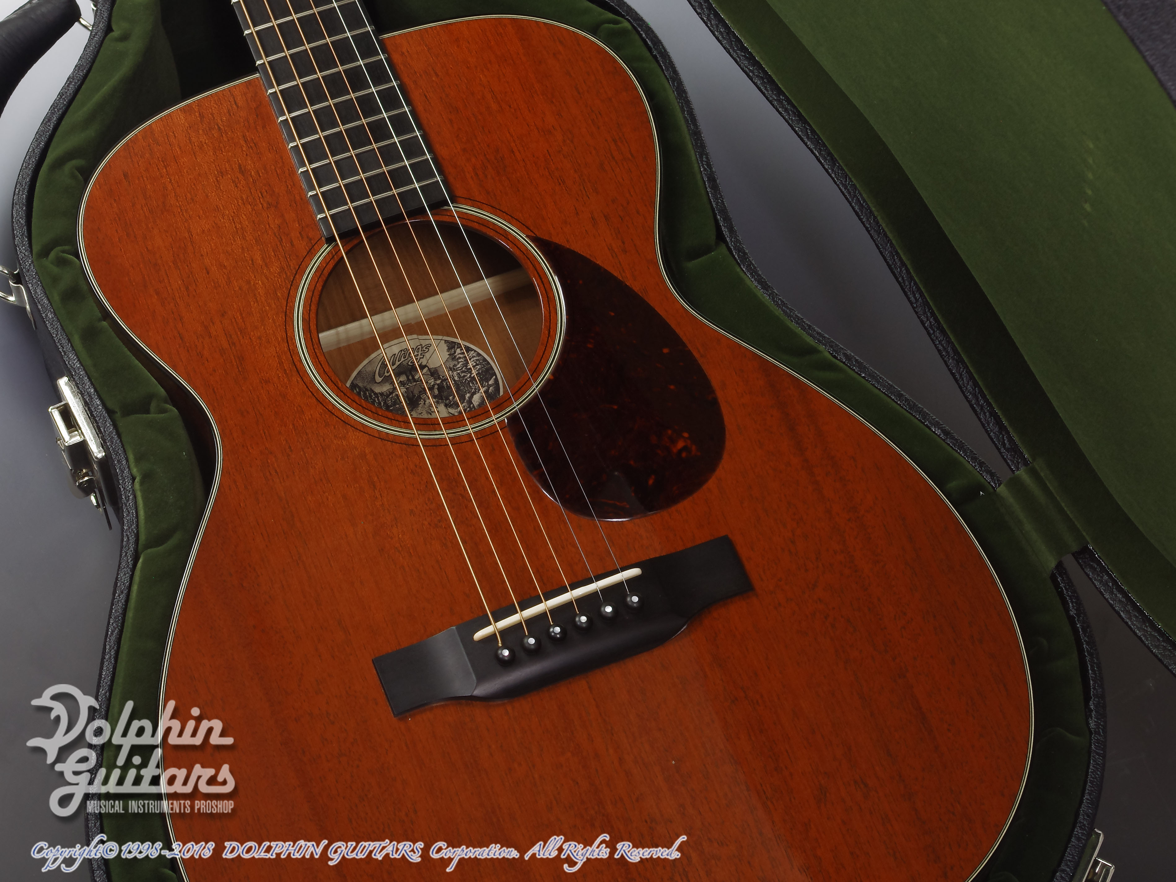 COLLINGS: 0-1mh (All Mahogany) (8)