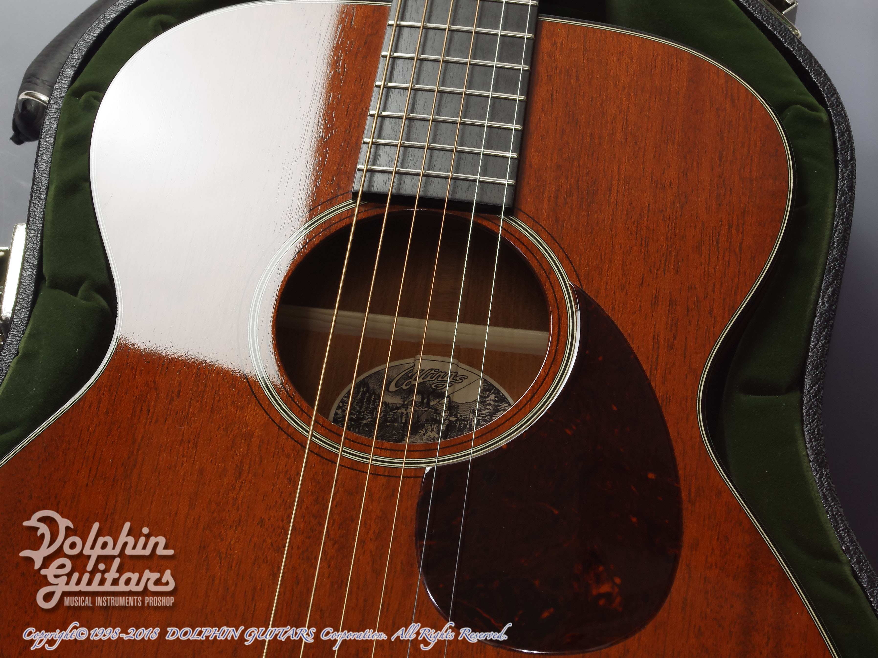 COLLINGS: 0-1mh (All Mahogany) (10)
