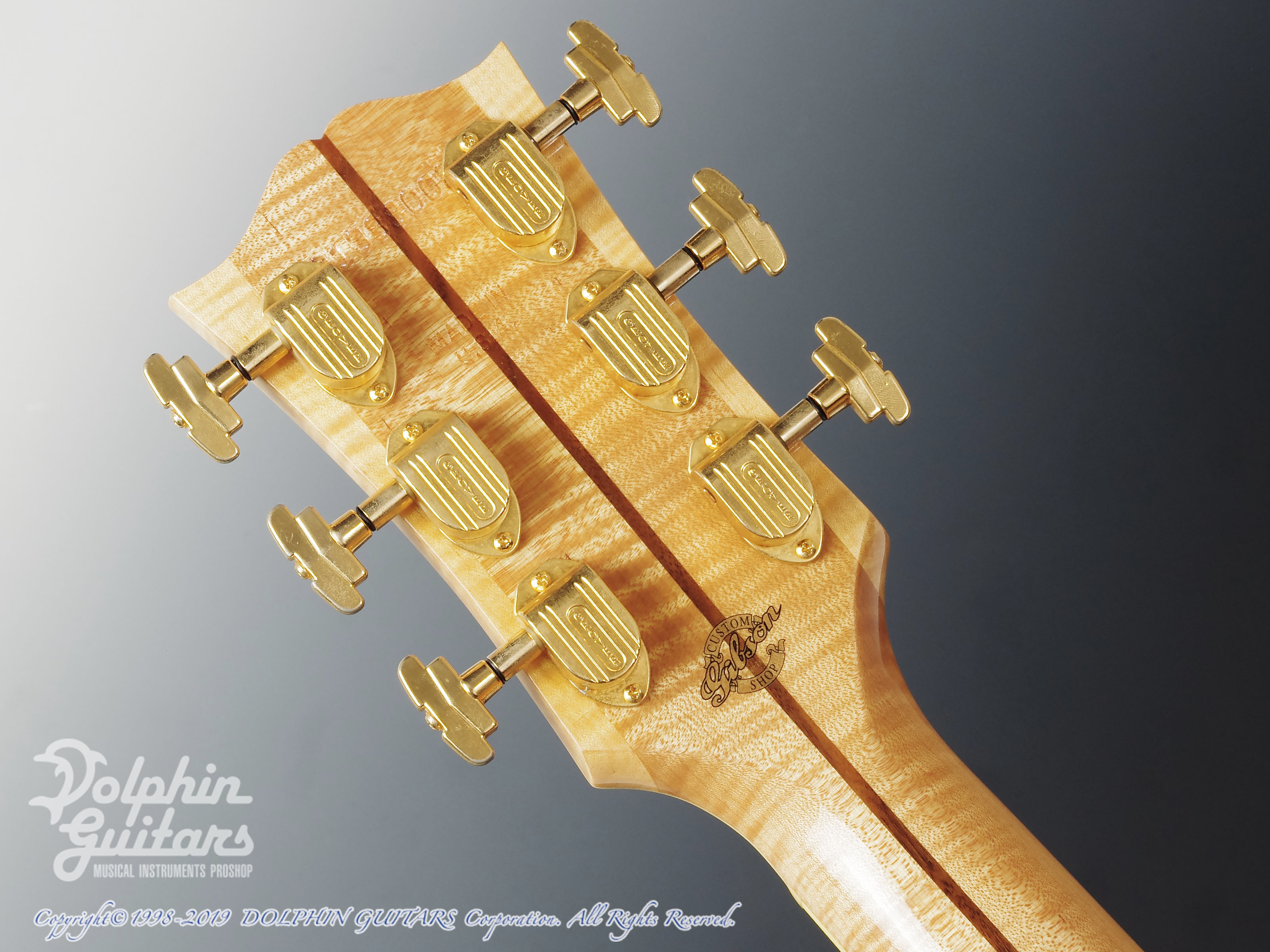 "Gibson: J-200 ""Tree Of Life"" (7)"