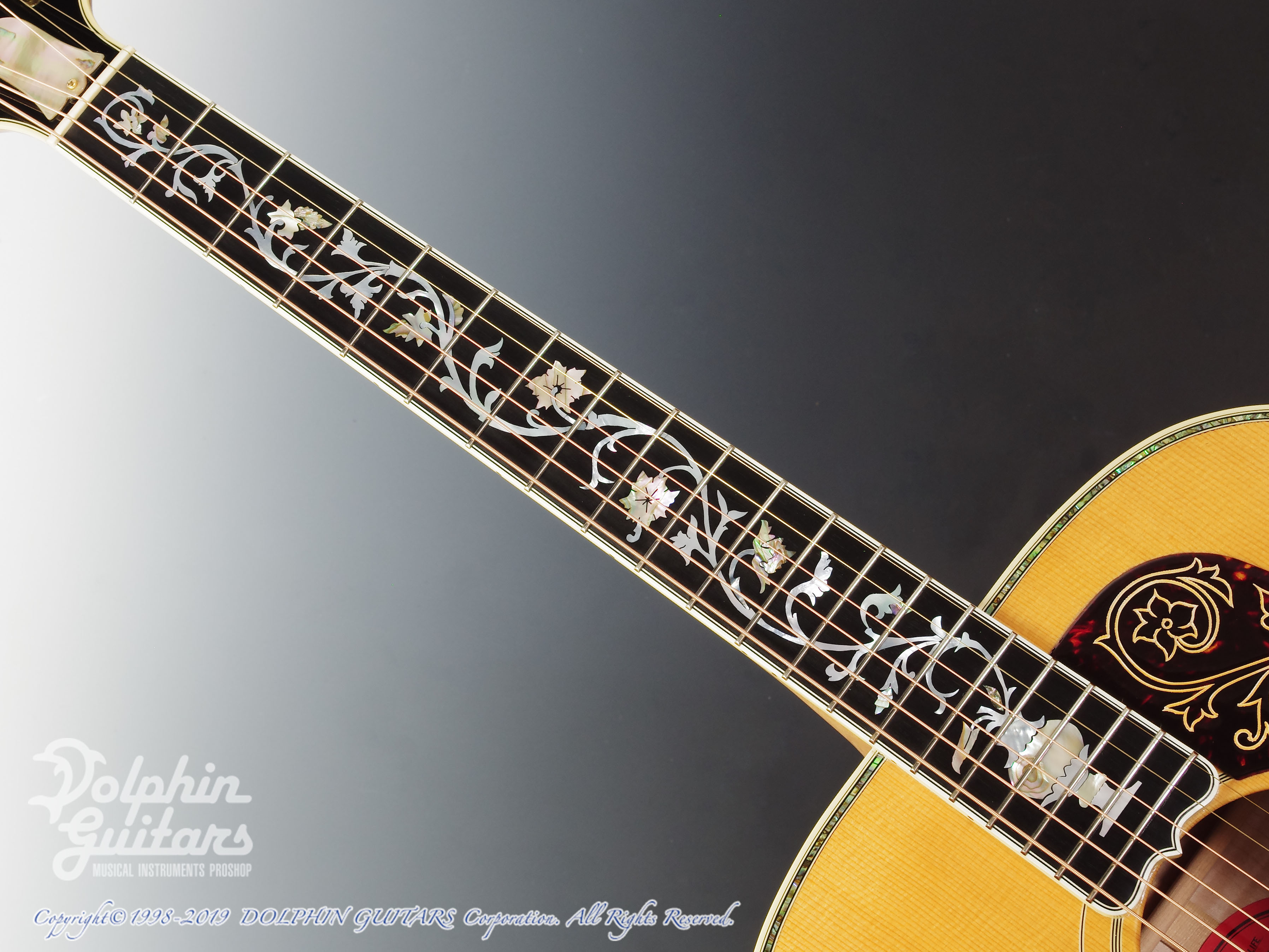 "Gibson: J-200 ""Tree Of Life"" (4)"