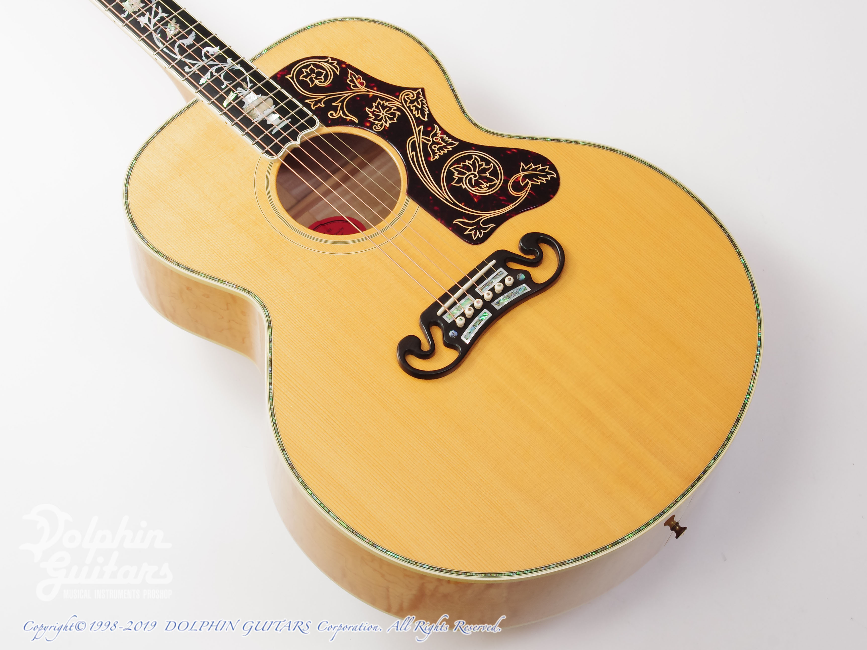 "Gibson: J-200 ""Tree Of Life"" (1)"