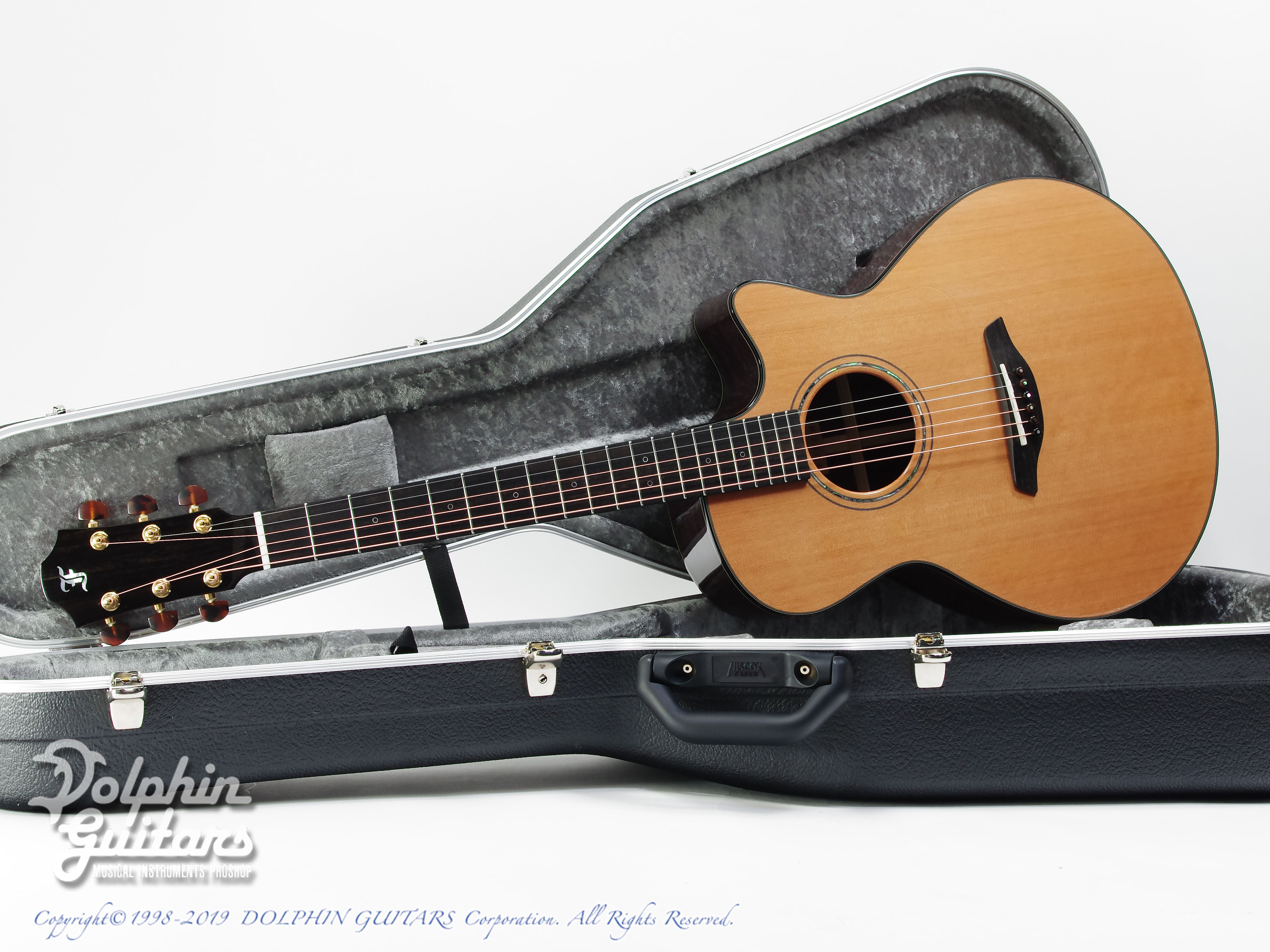 FURCH: Yellow Gc-CR  (Cedar & Indian rosewood) (0)