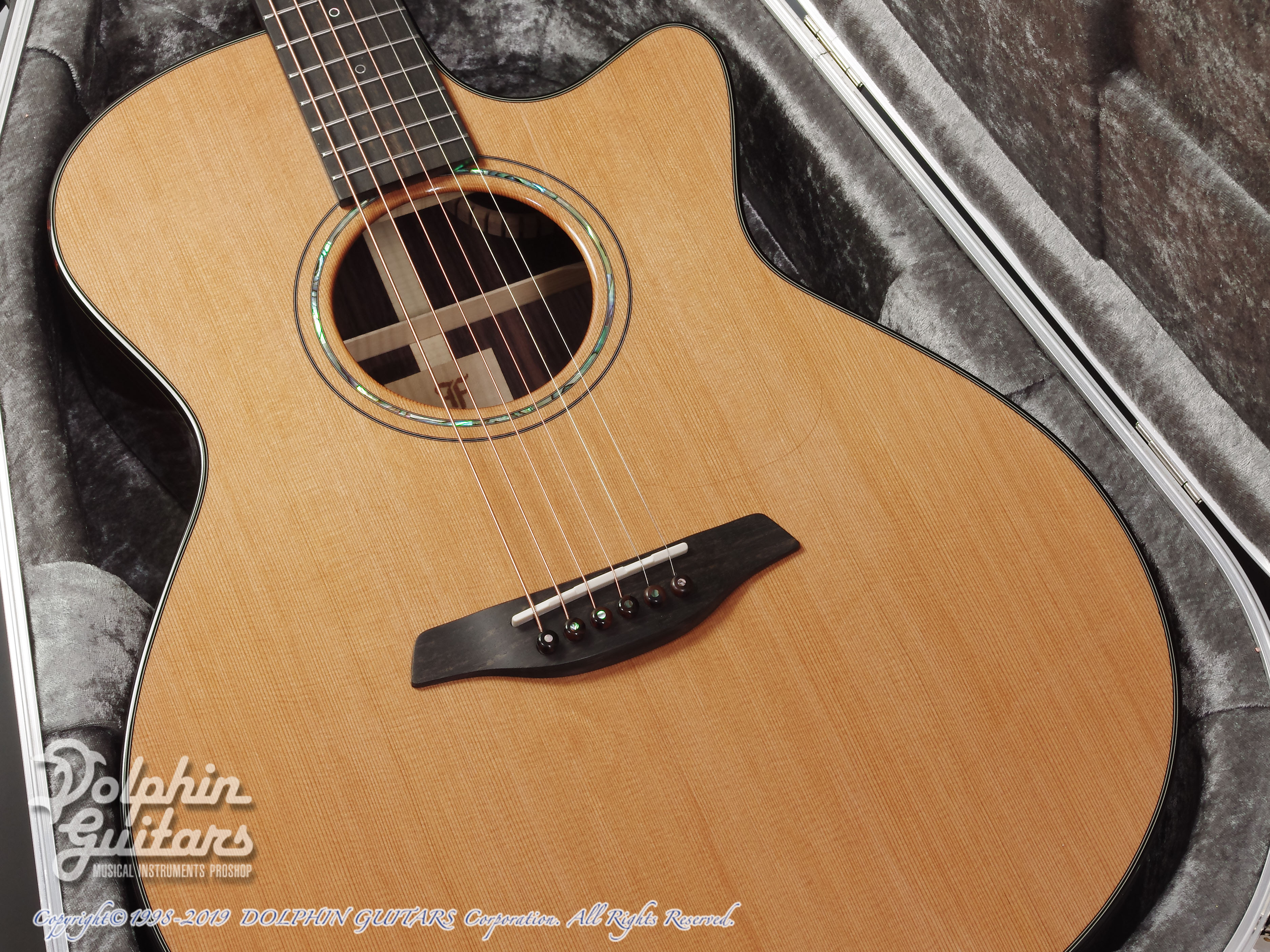 FURCH: Yellow Gc-CR  (Cedar & Indian rosewood) (8)