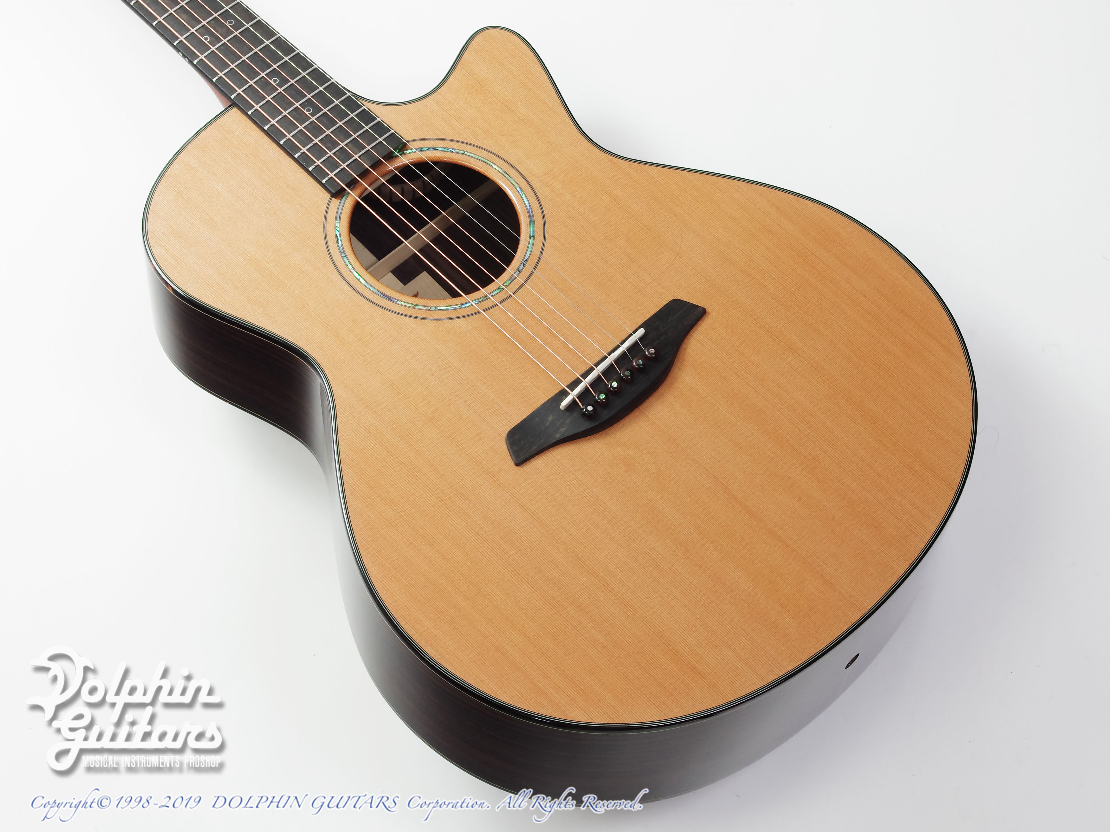 FURCH: Yellow Gc-CR  (Cedar & Indian rosewood) (1)