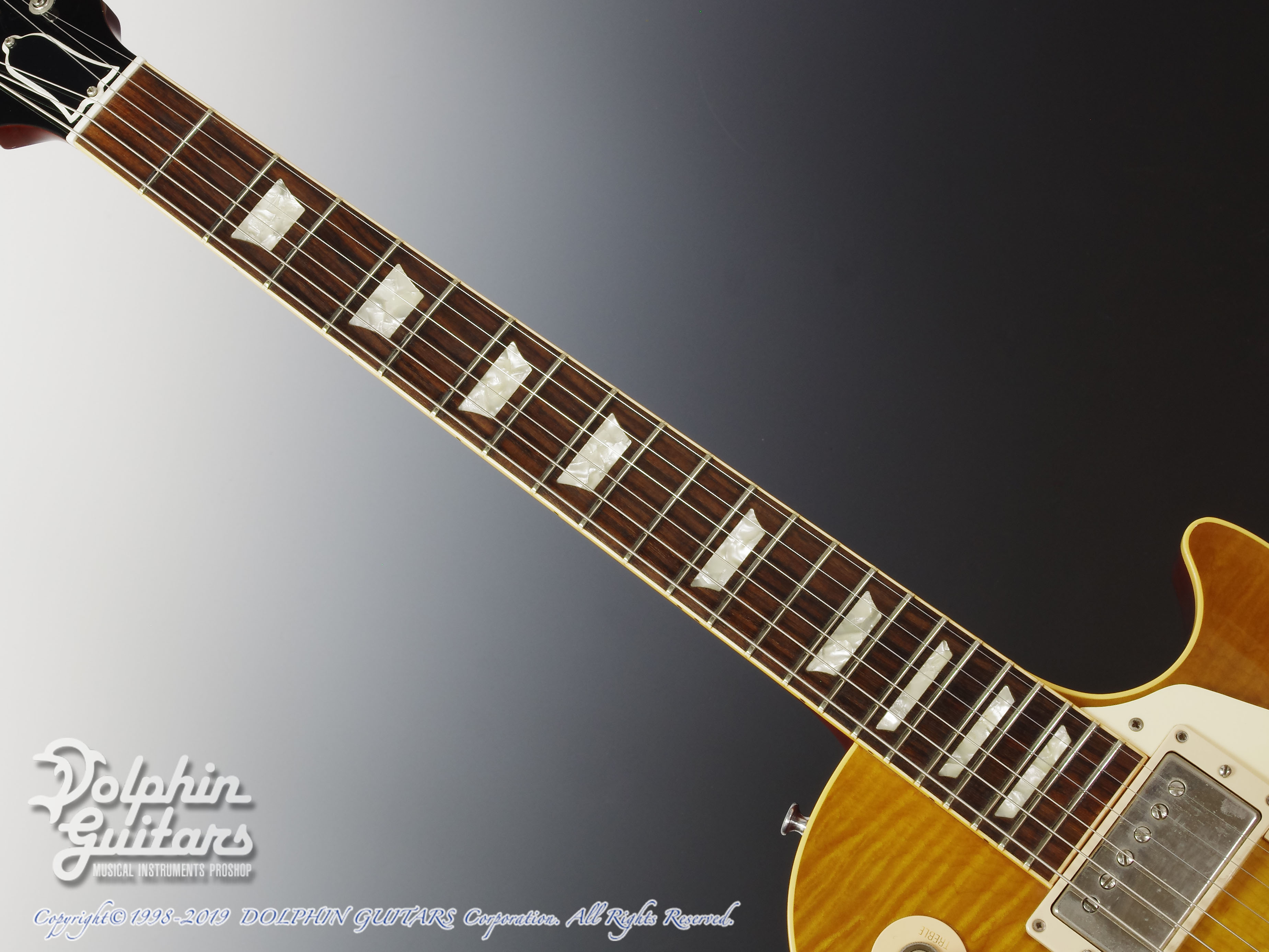 Gibson: Historic Collection 1958 Les Paul Standard (4)