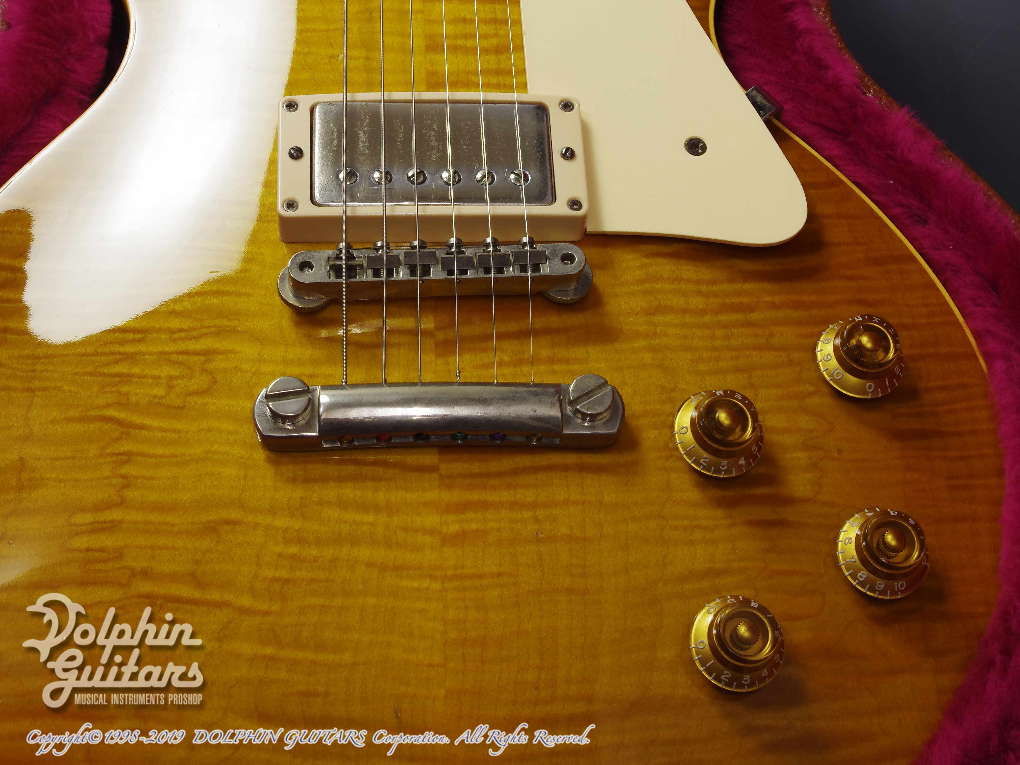 Gibson: Historic Collection 1958 Les Paul Standard (8)