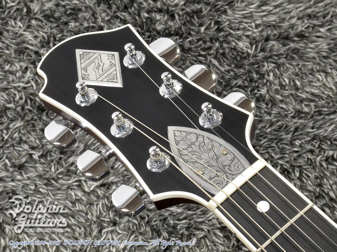 ZEMAITIS =Custom Shop=: CS24MF 2B (6)