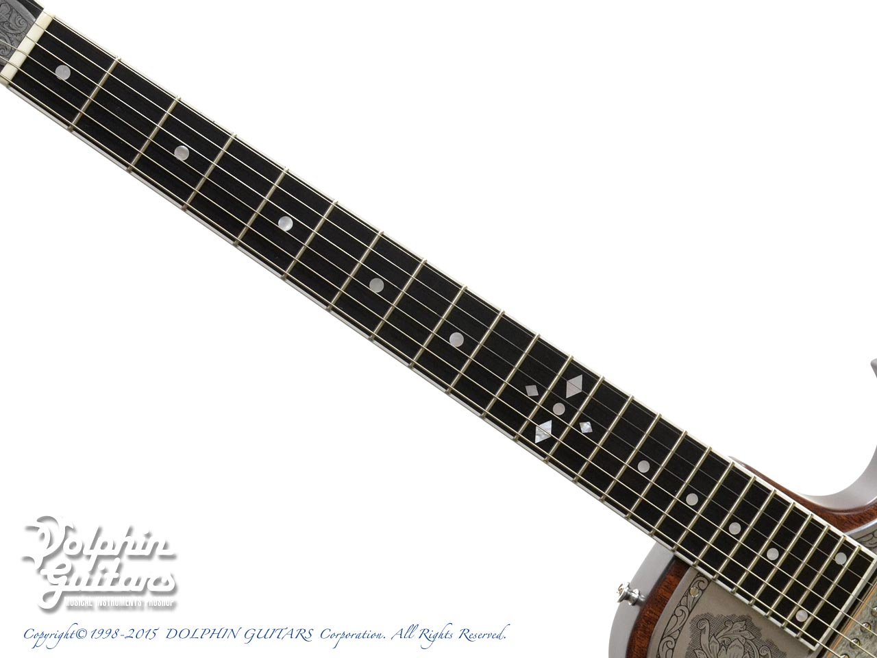 ZEMAITIS =Custom Shop=: CS24MF 2B (4)